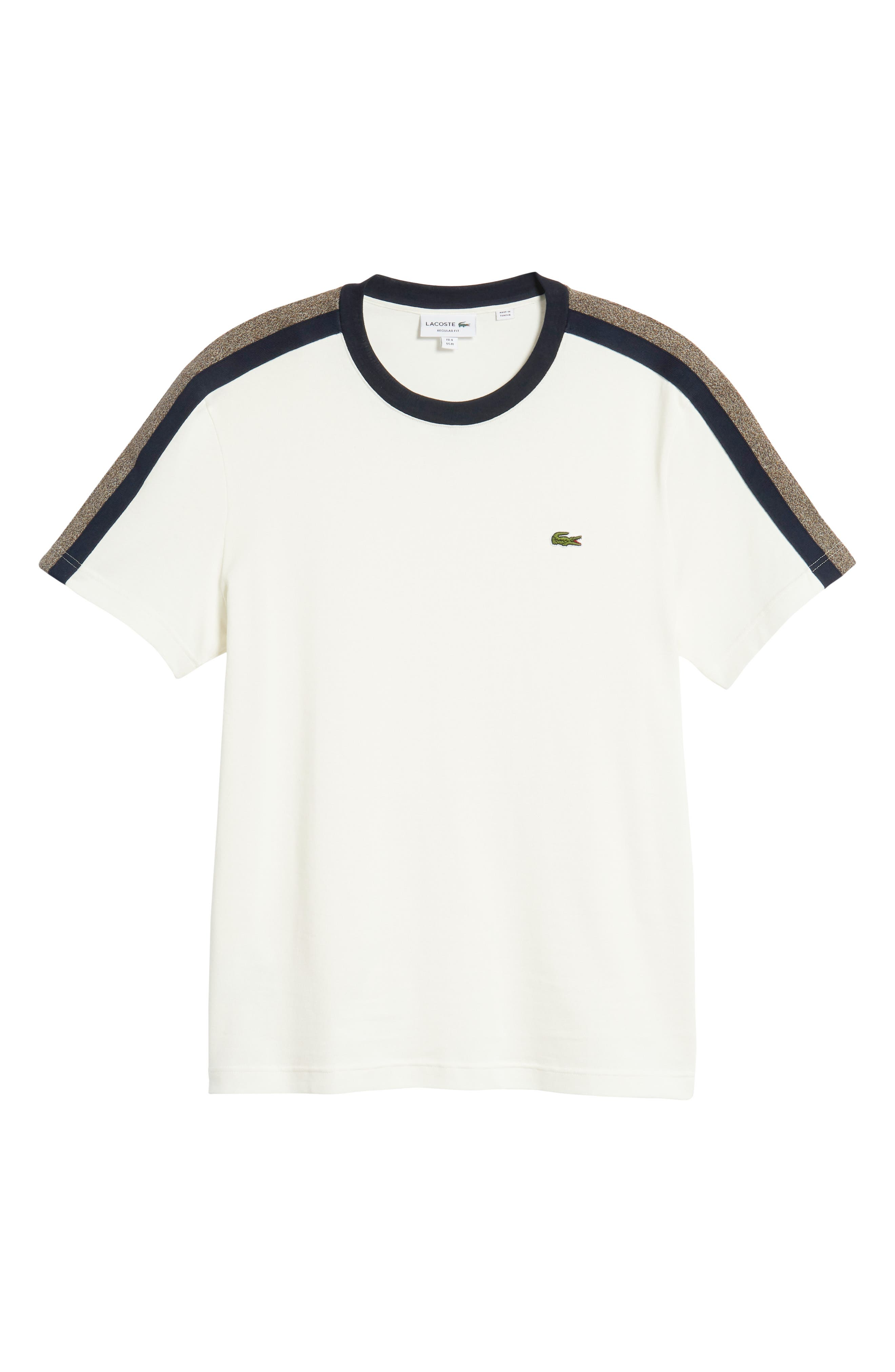 Regular Fit Contrast Jersey T-Shirt,                             Alternate thumbnail 6, color,                             104