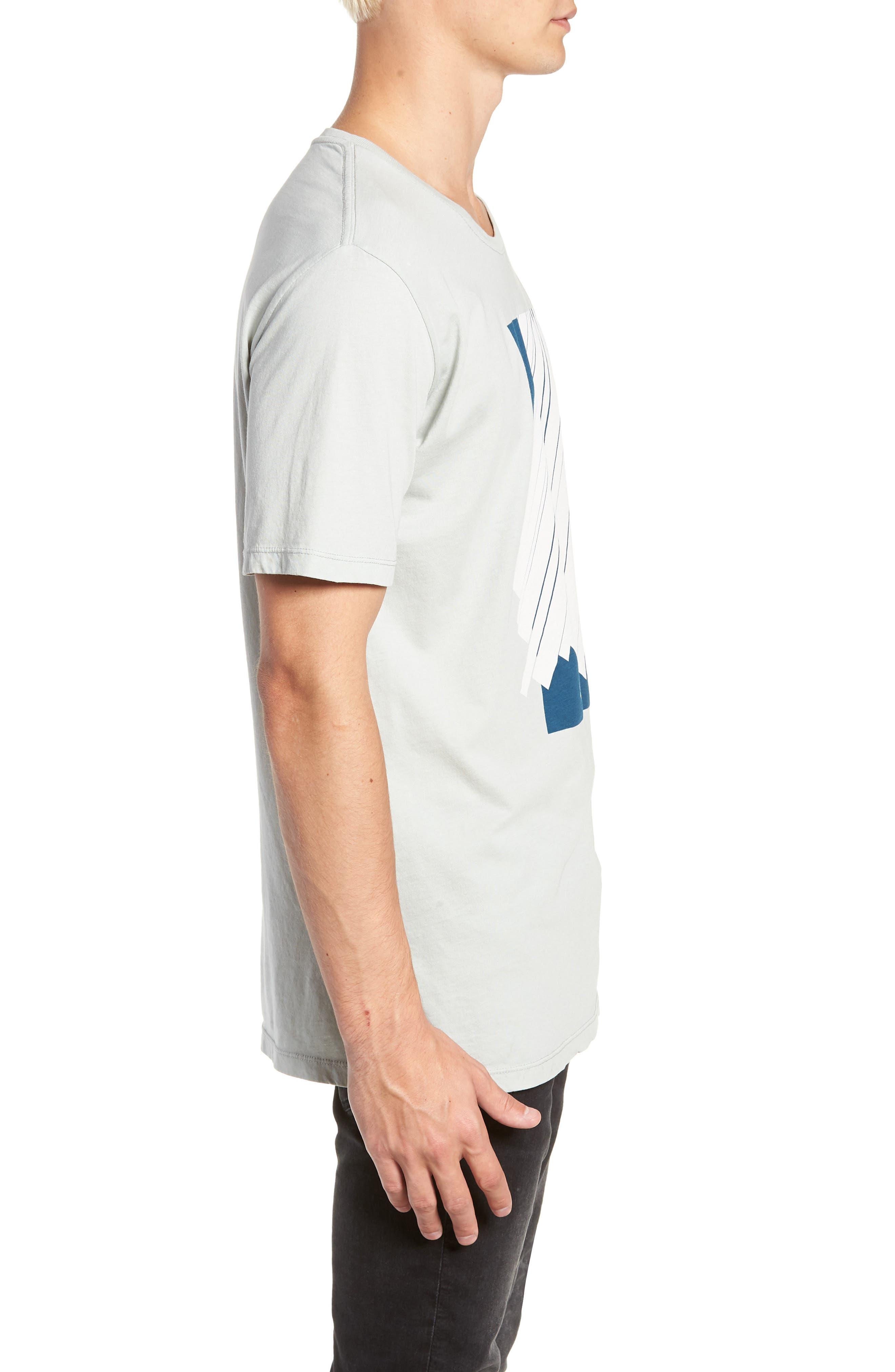 OTB Graphic T-Shirt,                             Alternate thumbnail 3, color,                             400