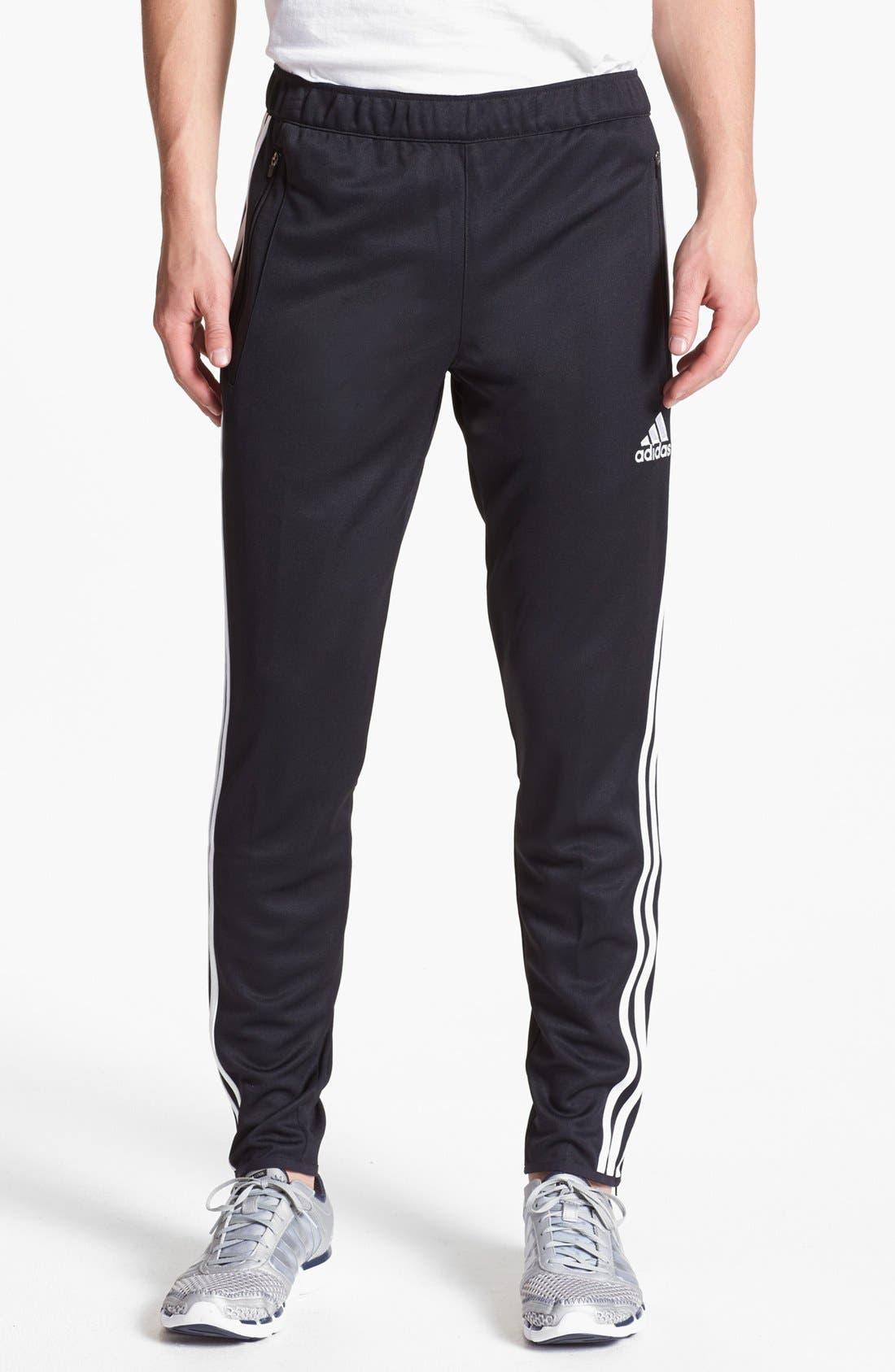ADIDAS 'Tiro 13' Slim Fit Training Pants, Main, color, 001
