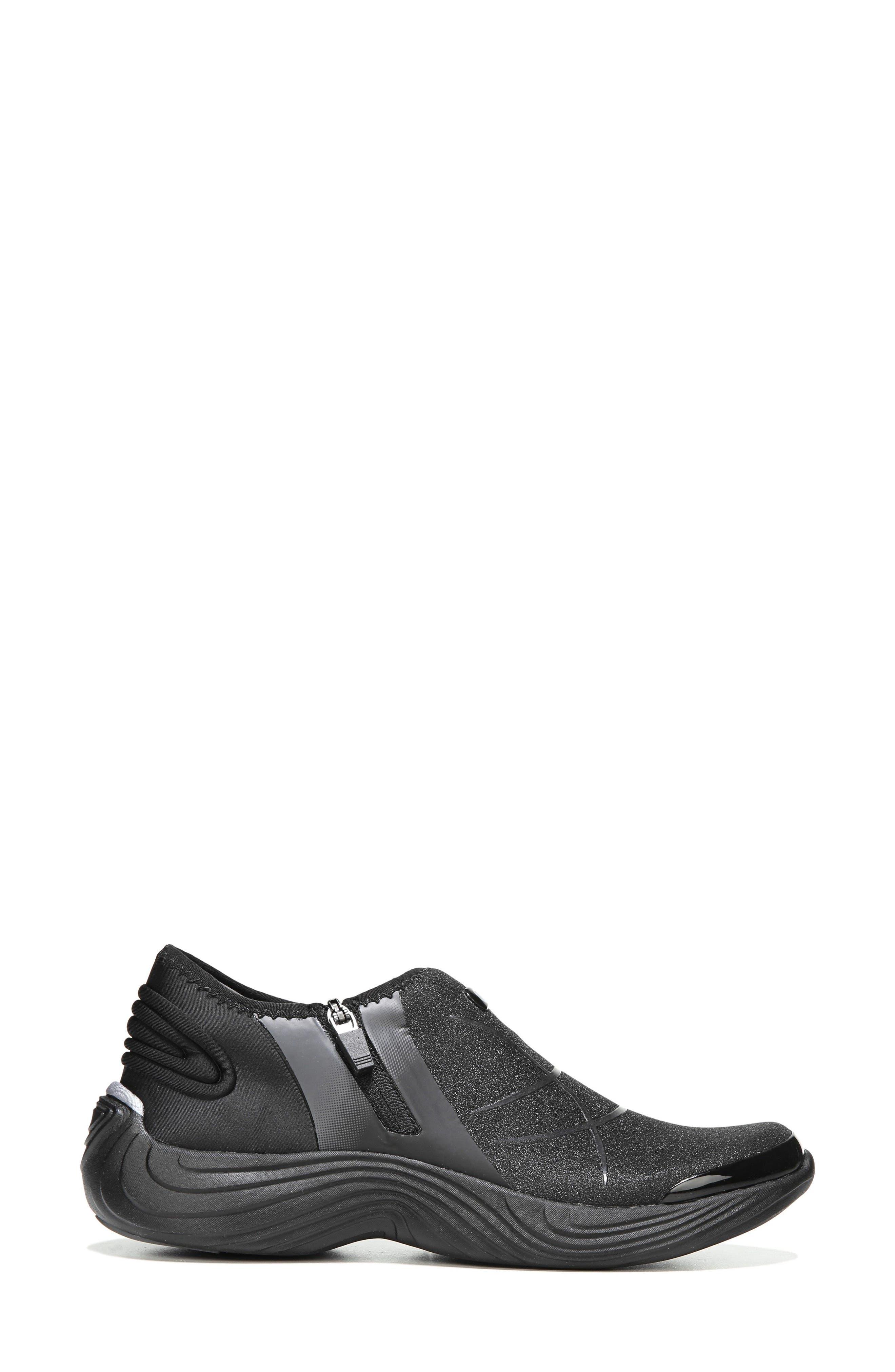 Trilogy Slip-On Sneaker,                             Alternate thumbnail 3, color,                             001