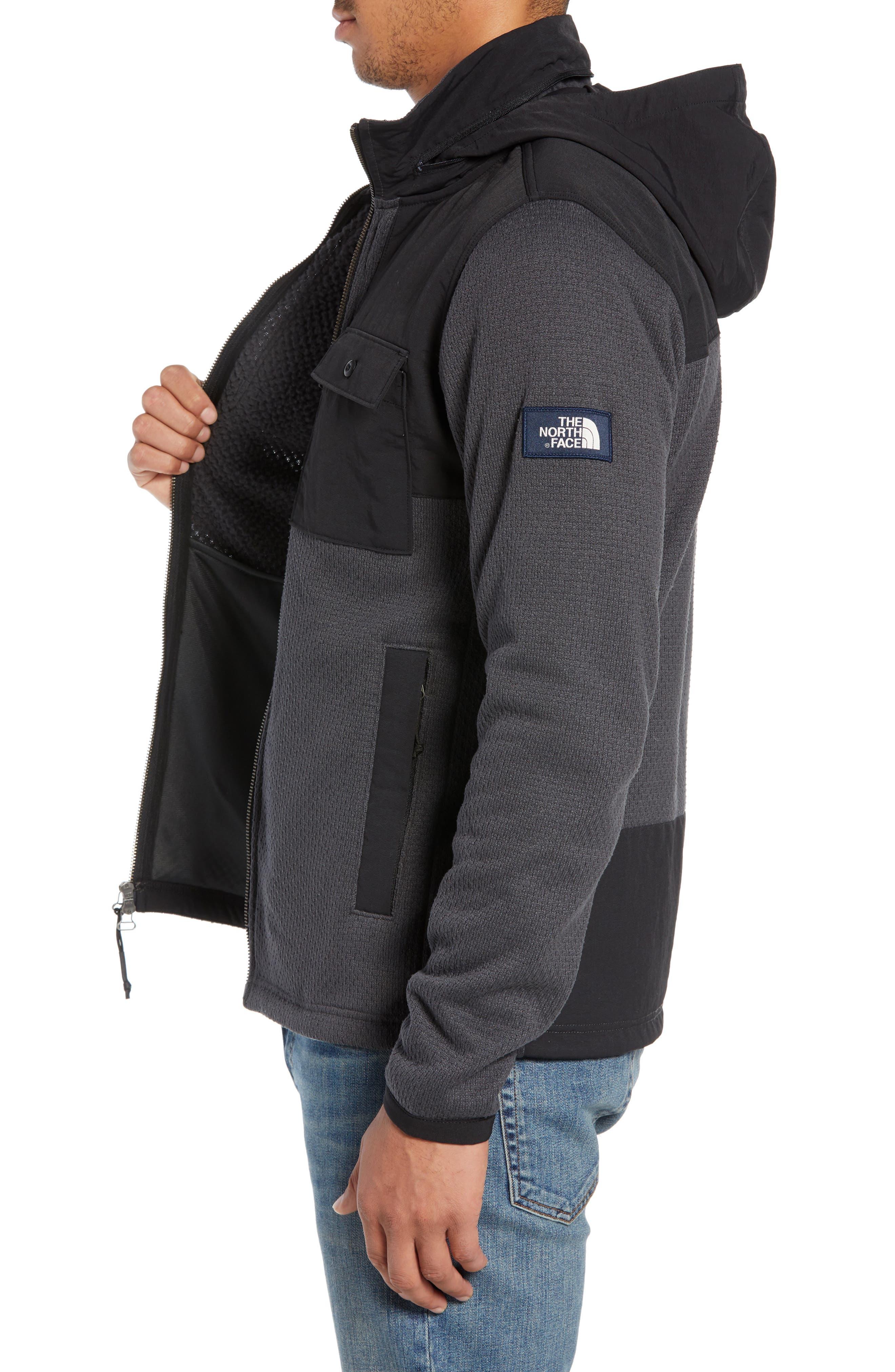 Be-Layed Back Jacket,                             Alternate thumbnail 3, color,                             ASPHALT GREY