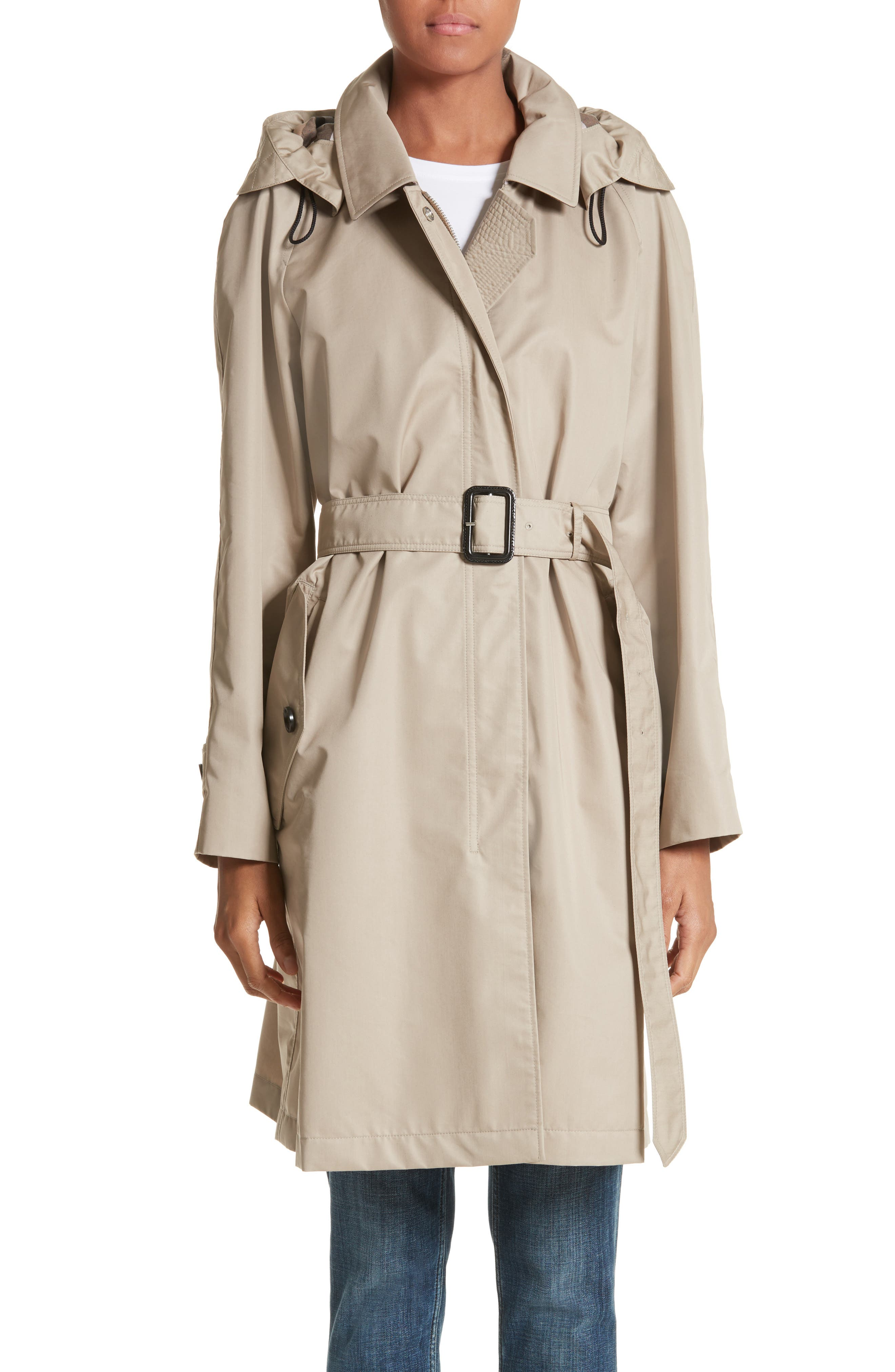 Kibworth Waterproof Car Coat with Removable Hood, Main, color, 250