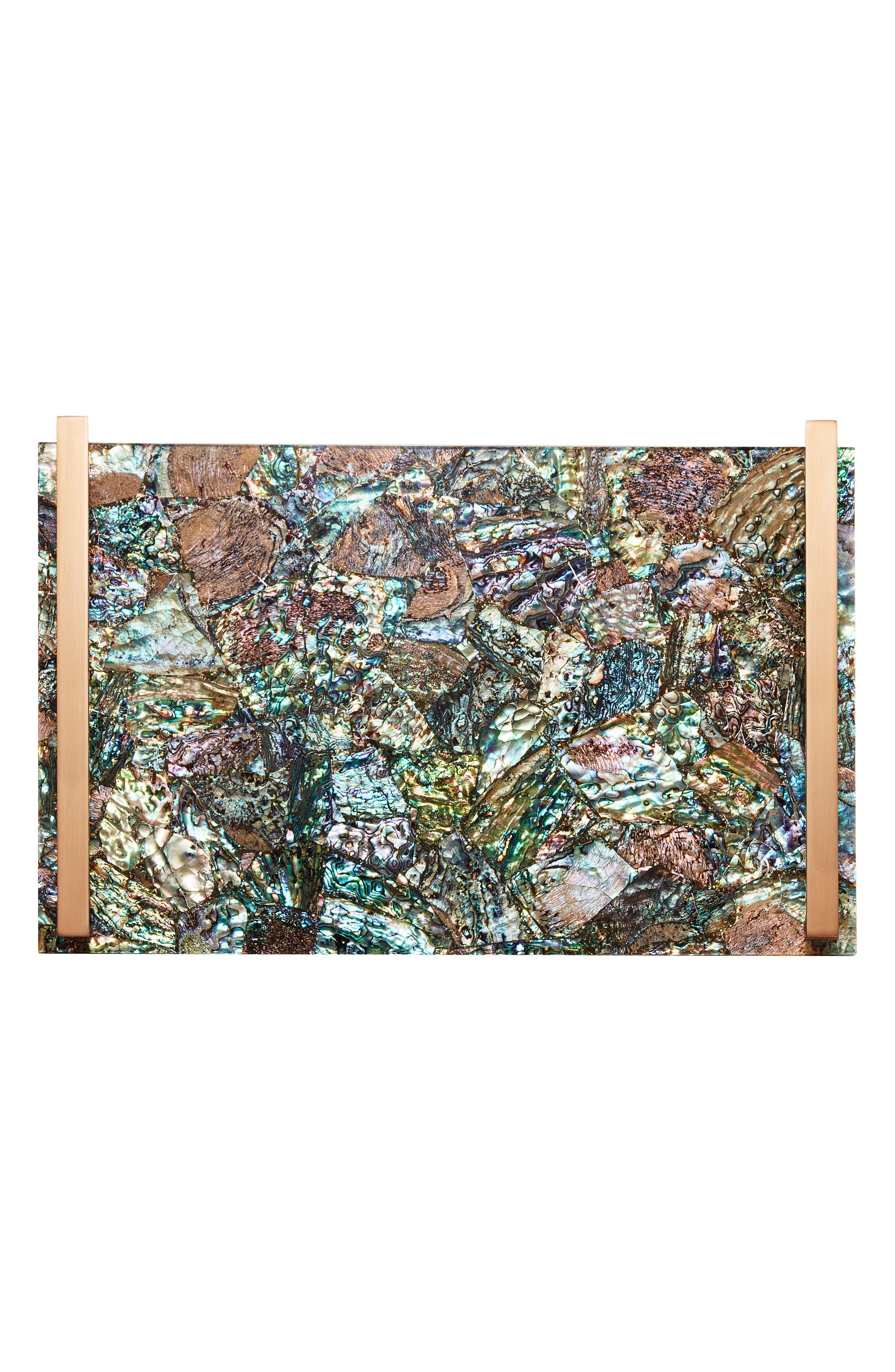 Stone Slab Tray,                             Alternate thumbnail 2, color,                             484