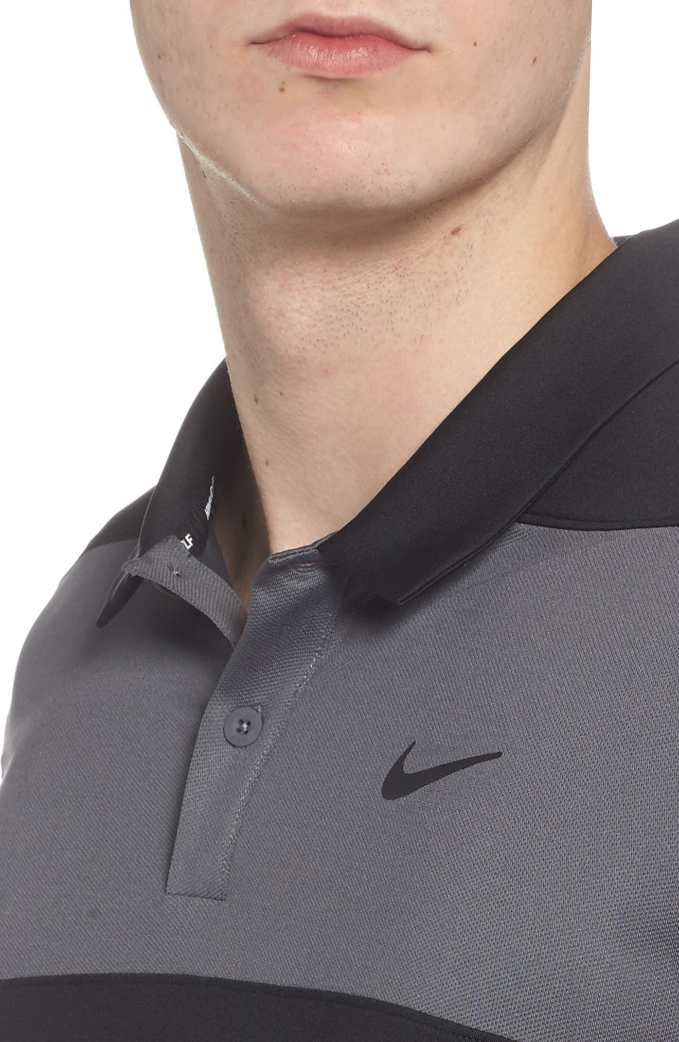 Golf Dry Color Polo,                             Alternate thumbnail 4, color,                             010