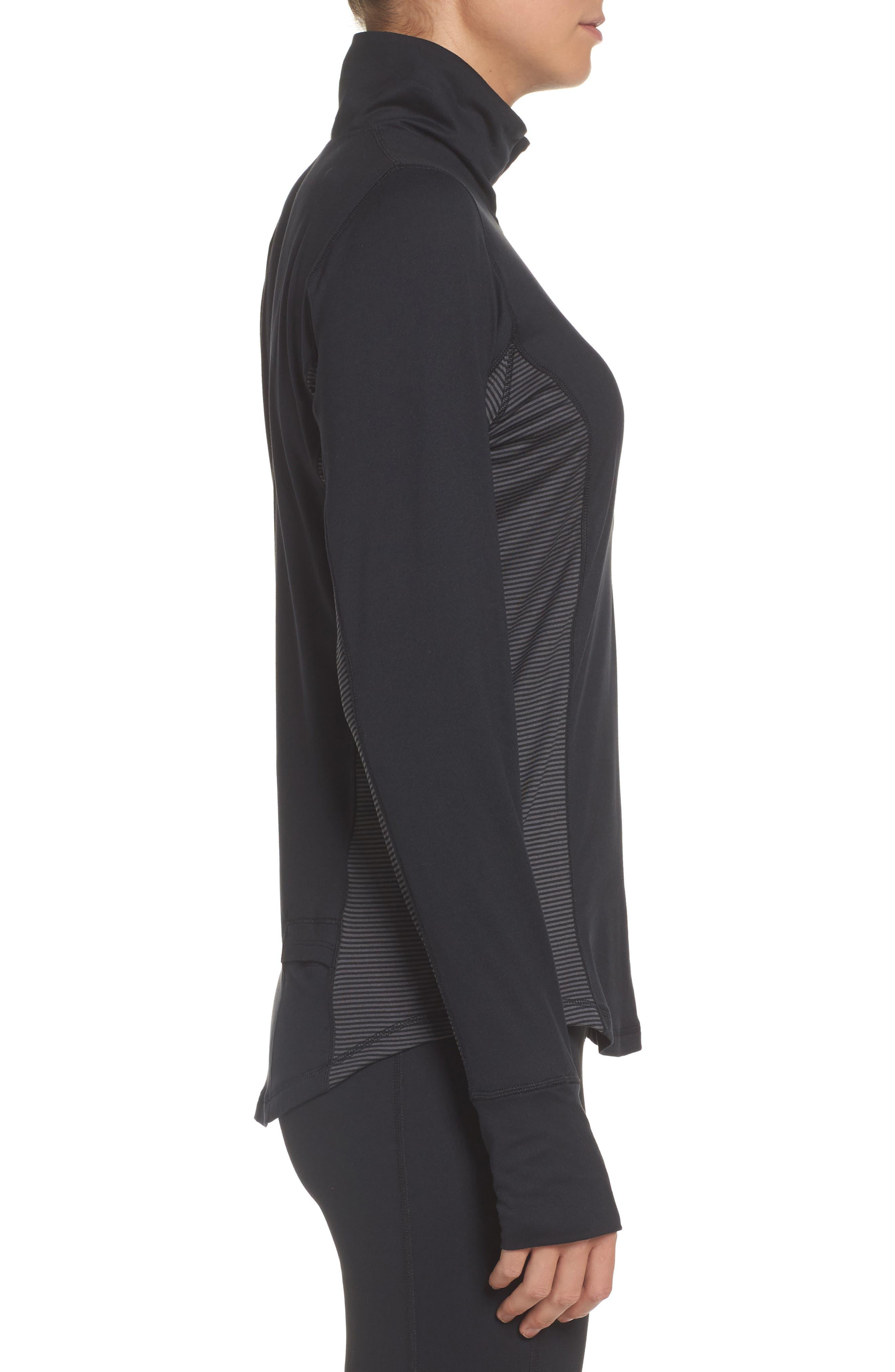 'Dash' Half Zip Jacket,                             Alternate thumbnail 38, color,