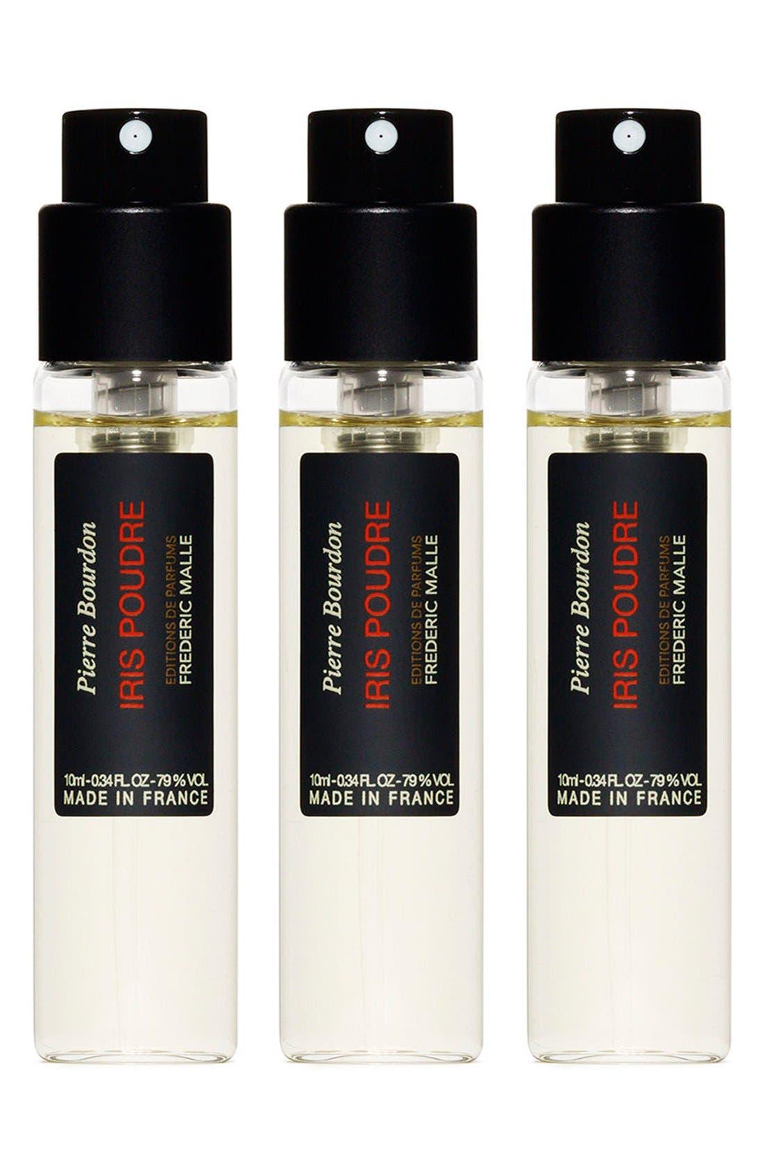 Iris Poudre Parfum Spray Travel Set,                         Main,                         color, NO COLOR