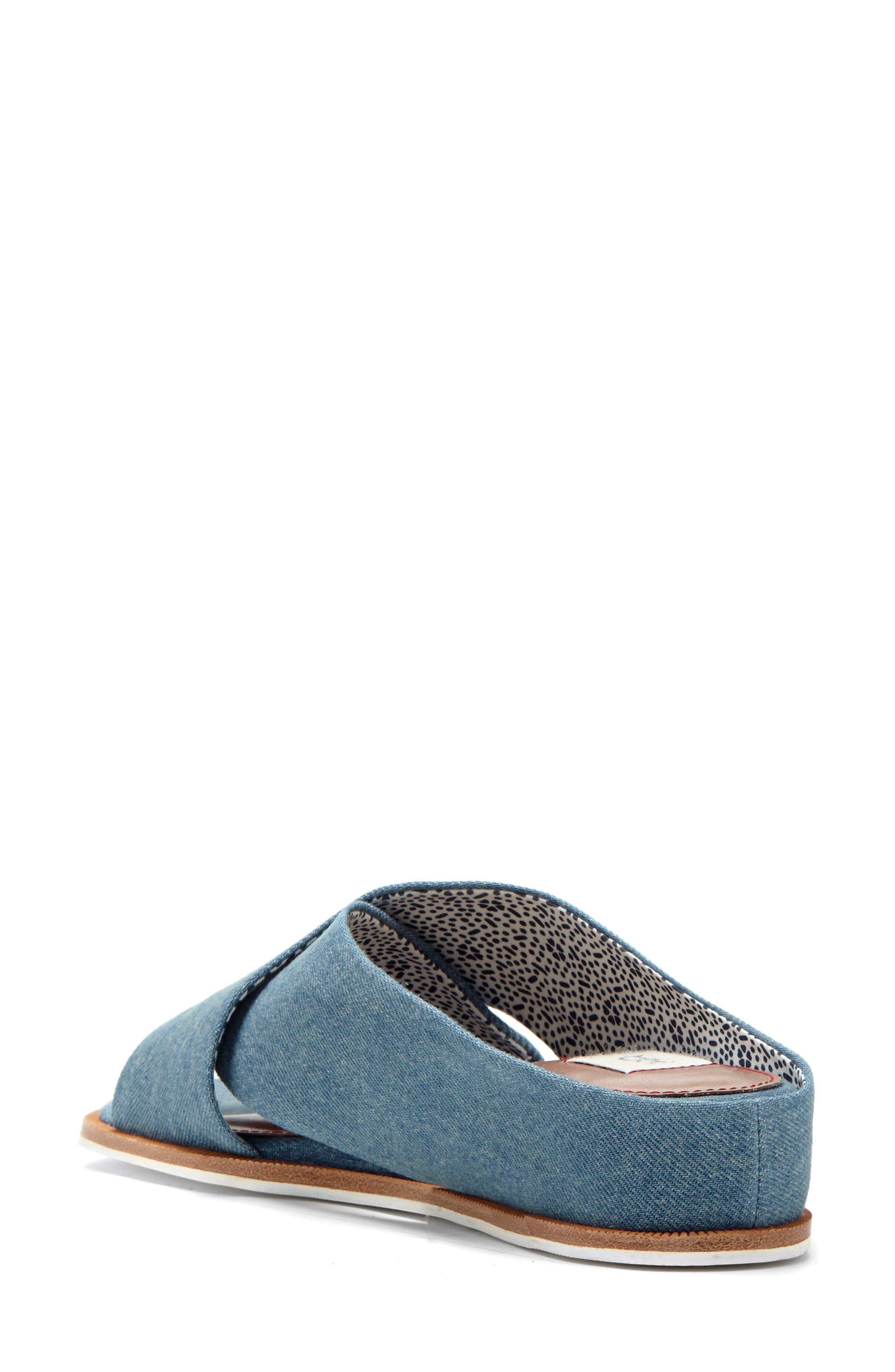 Treya Slide Sandal,                             Alternate thumbnail 6, color,