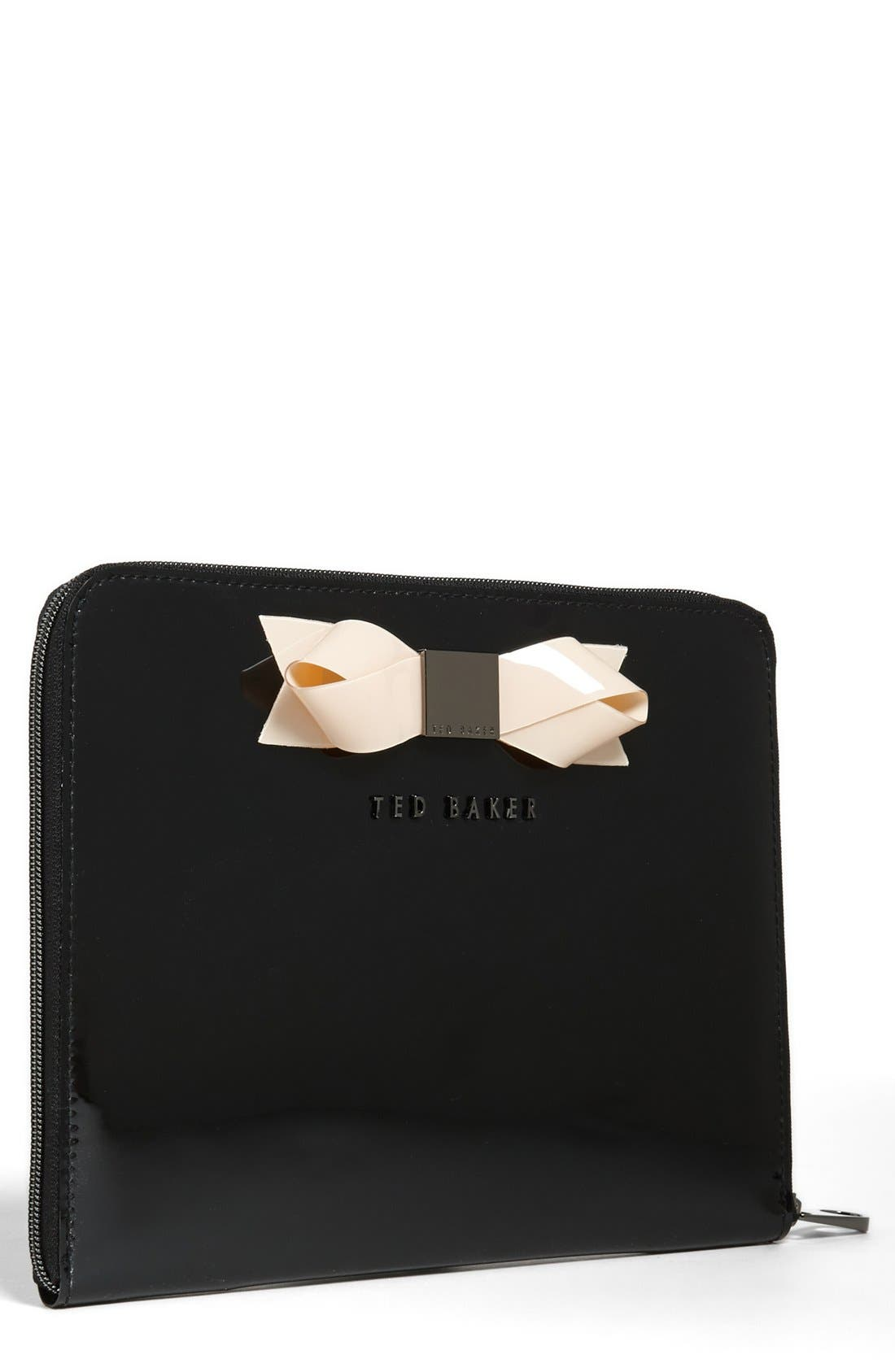 TED BAKER LONDON,                             iPad Case,                             Main thumbnail 1, color,                             001