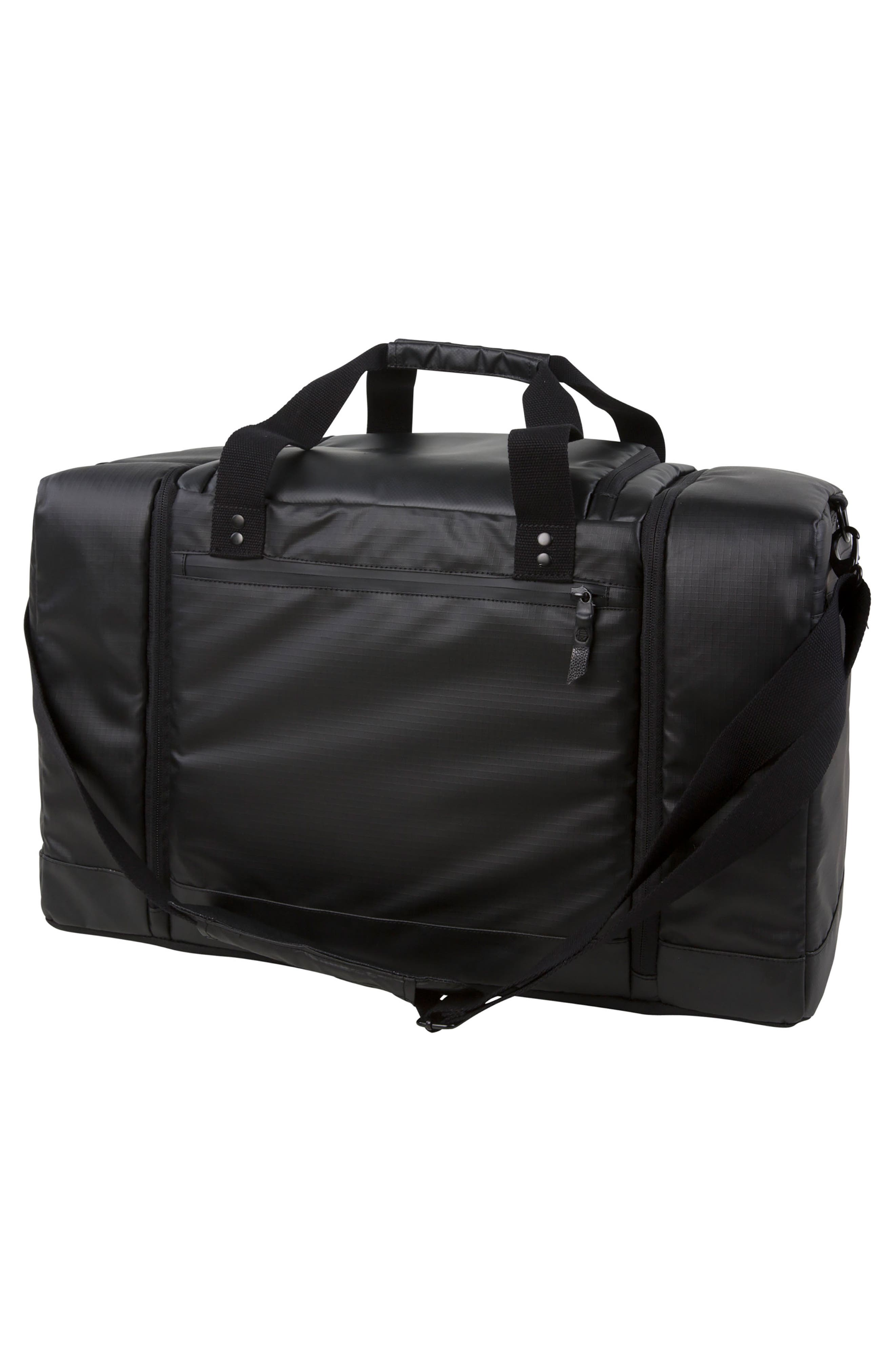 'Calibre' Sneaker Duffel Bag,                             Alternate thumbnail 2, color,                             003