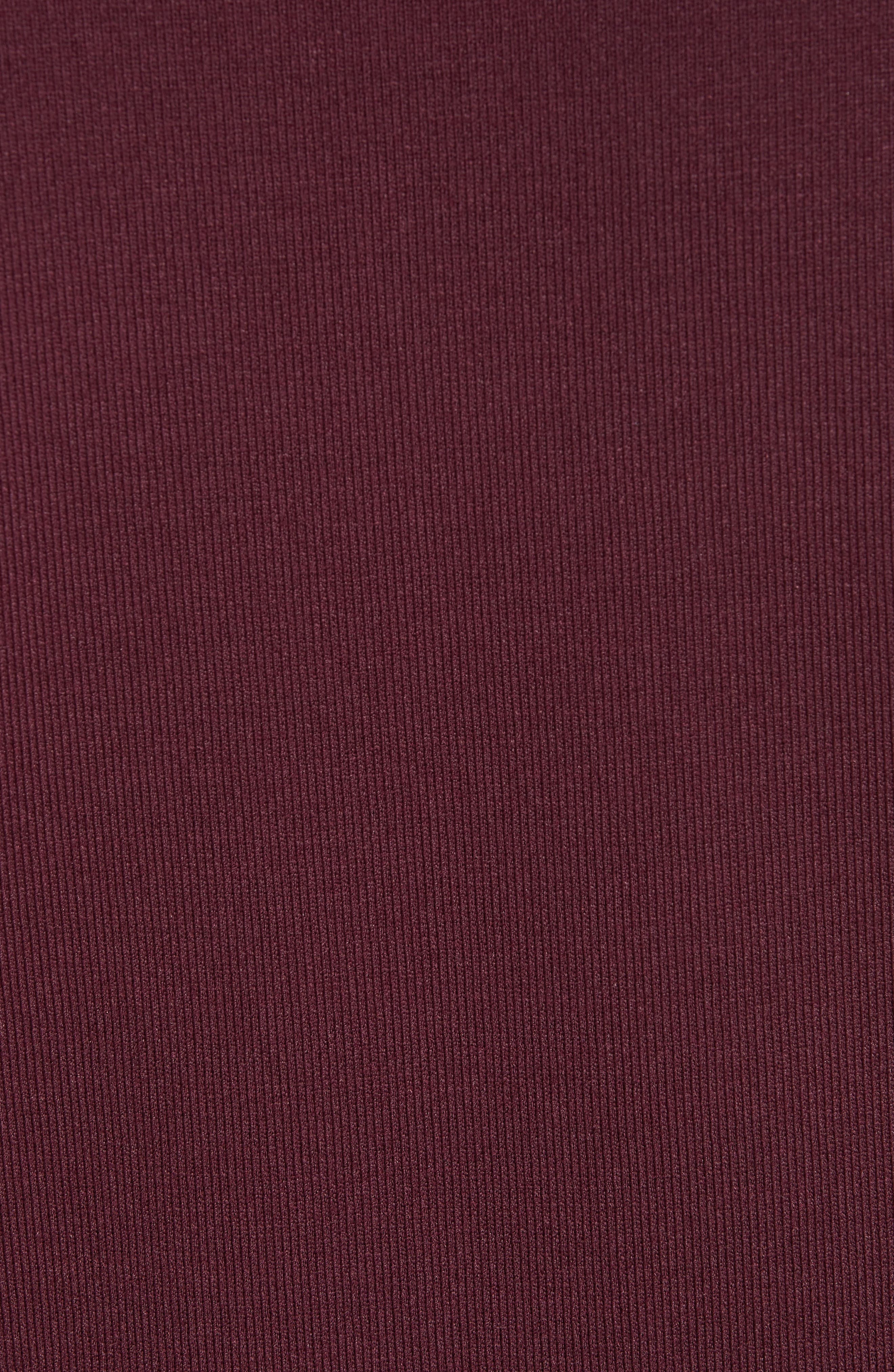 Montaigne Metallic Bead Fit & Flare Dress,                             Alternate thumbnail 5, color,                             613