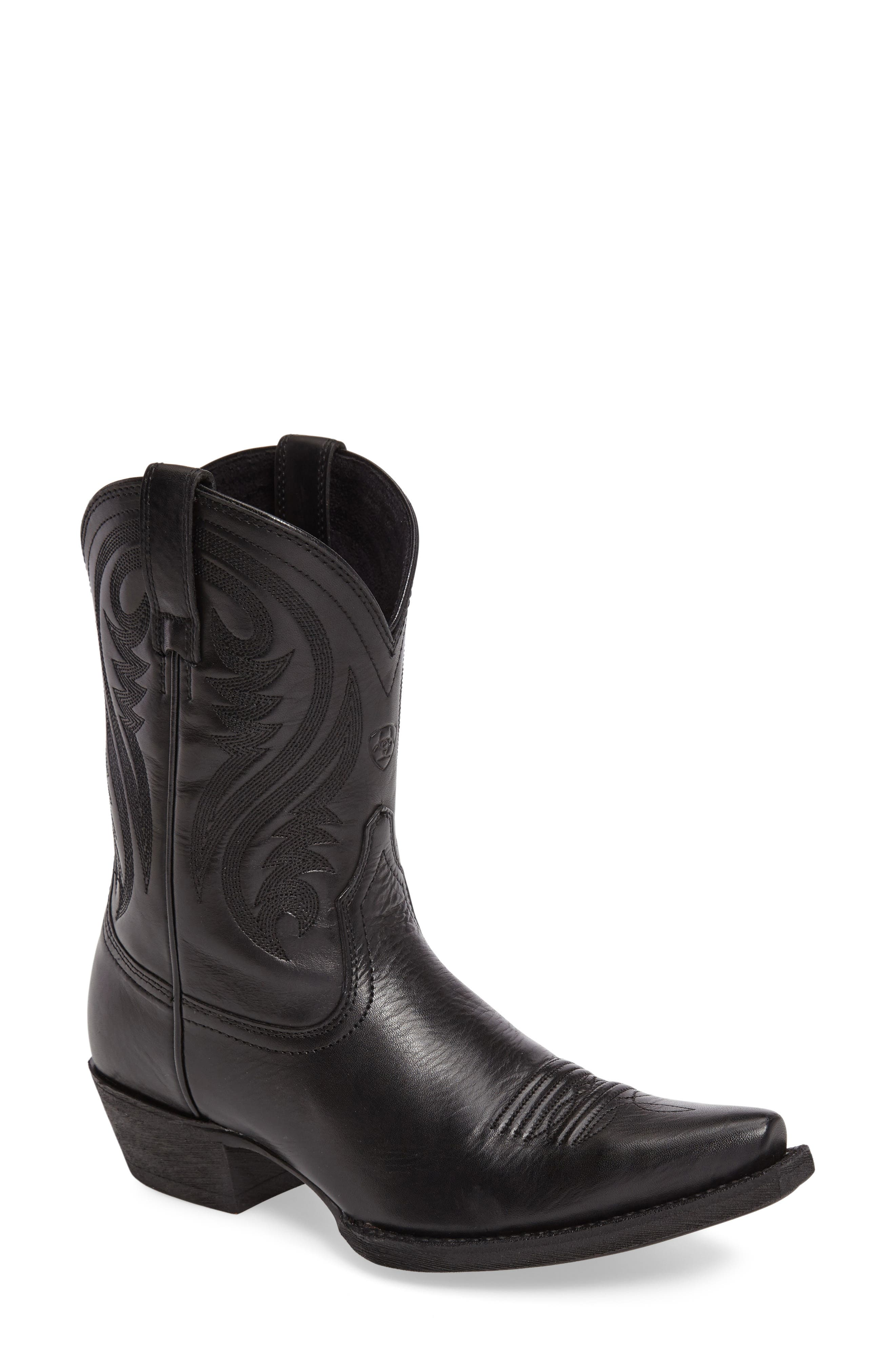 Willow Western Boot,                         Main,                         color,
