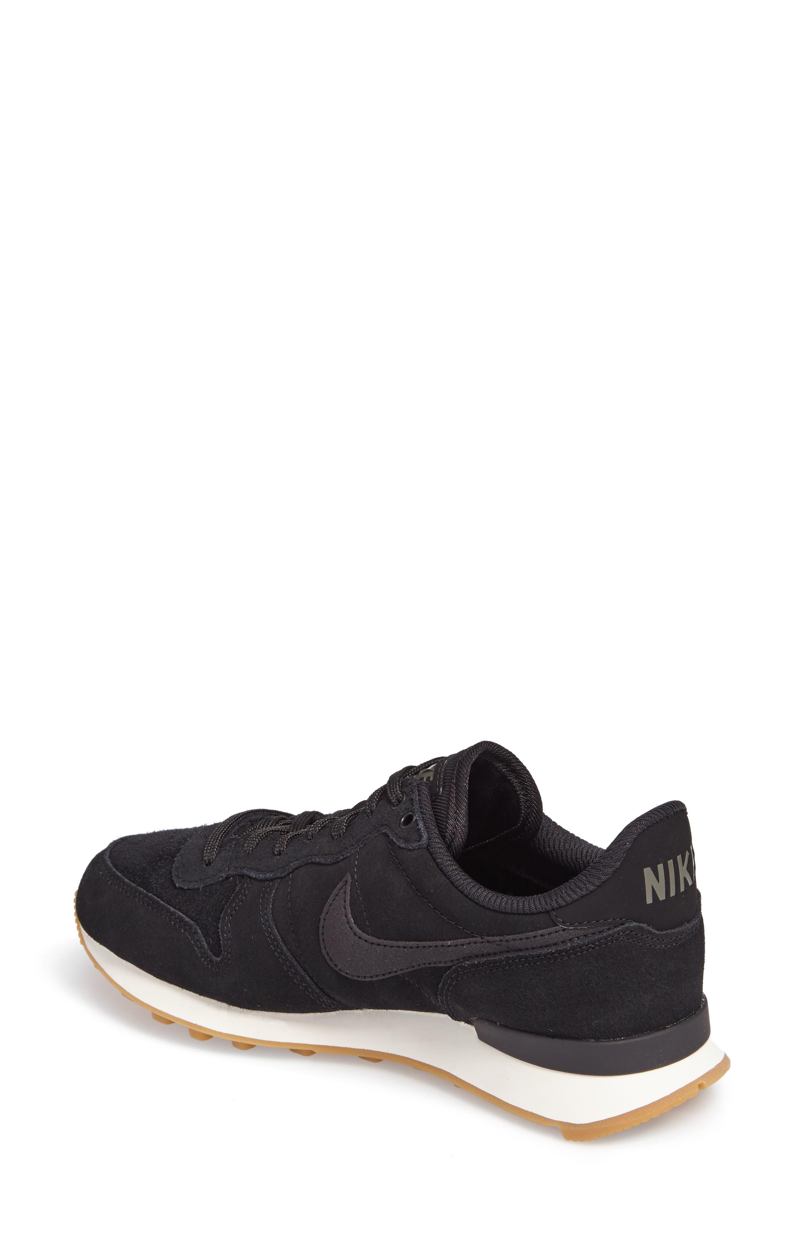 Internationalist SE Sneaker,                             Alternate thumbnail 2, color,                             002