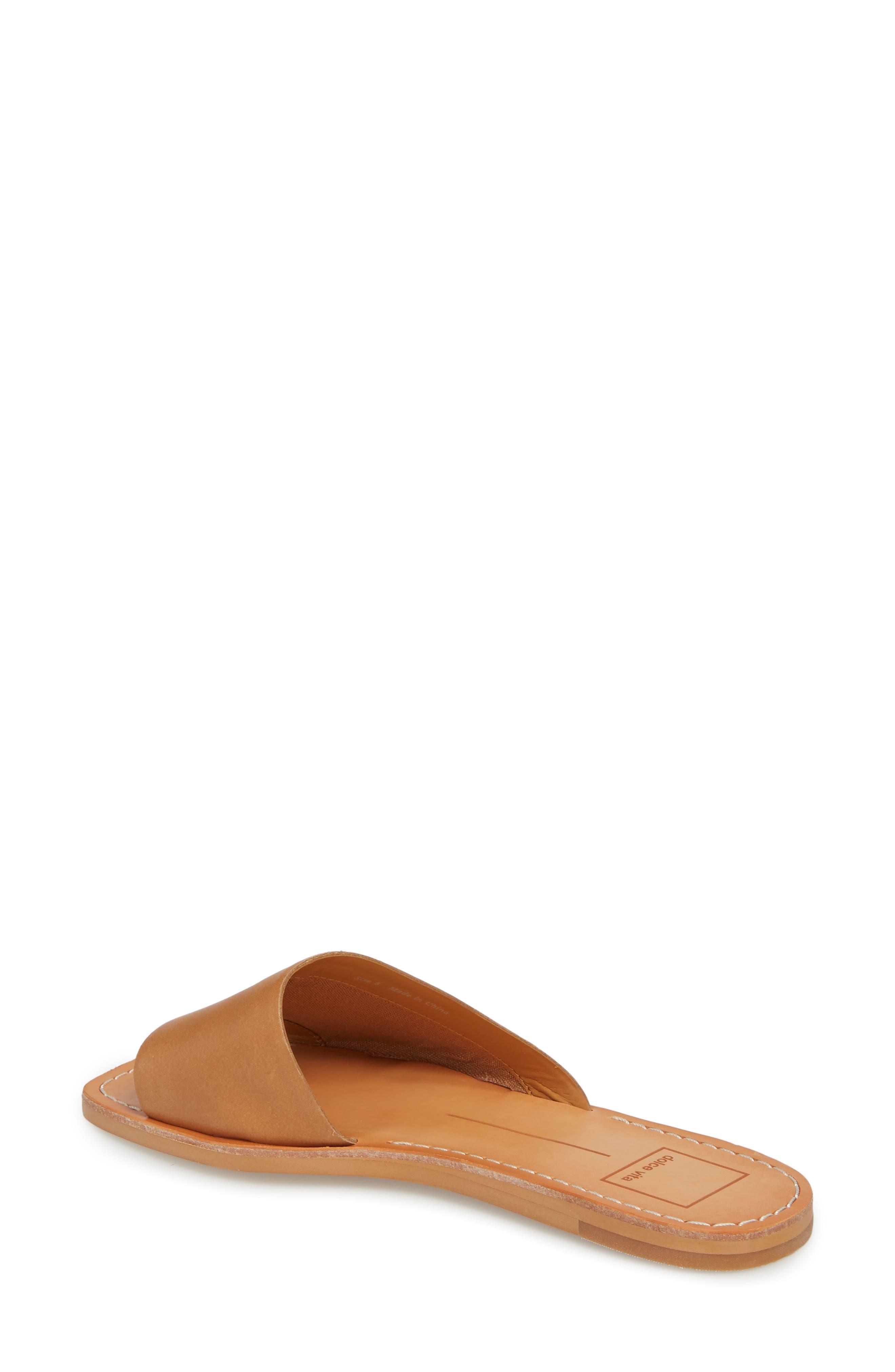 Cato Asymmetrical Slide Sandal,                             Alternate thumbnail 9, color,