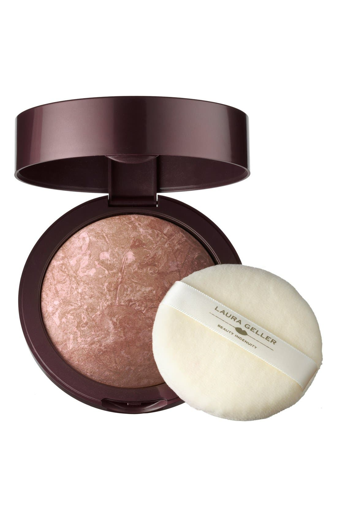 'Baked Body Frosting - Hawaiian Glow' All Over Face & Body Glow,                             Main thumbnail 1, color,                             HAWAIIAN GLOW