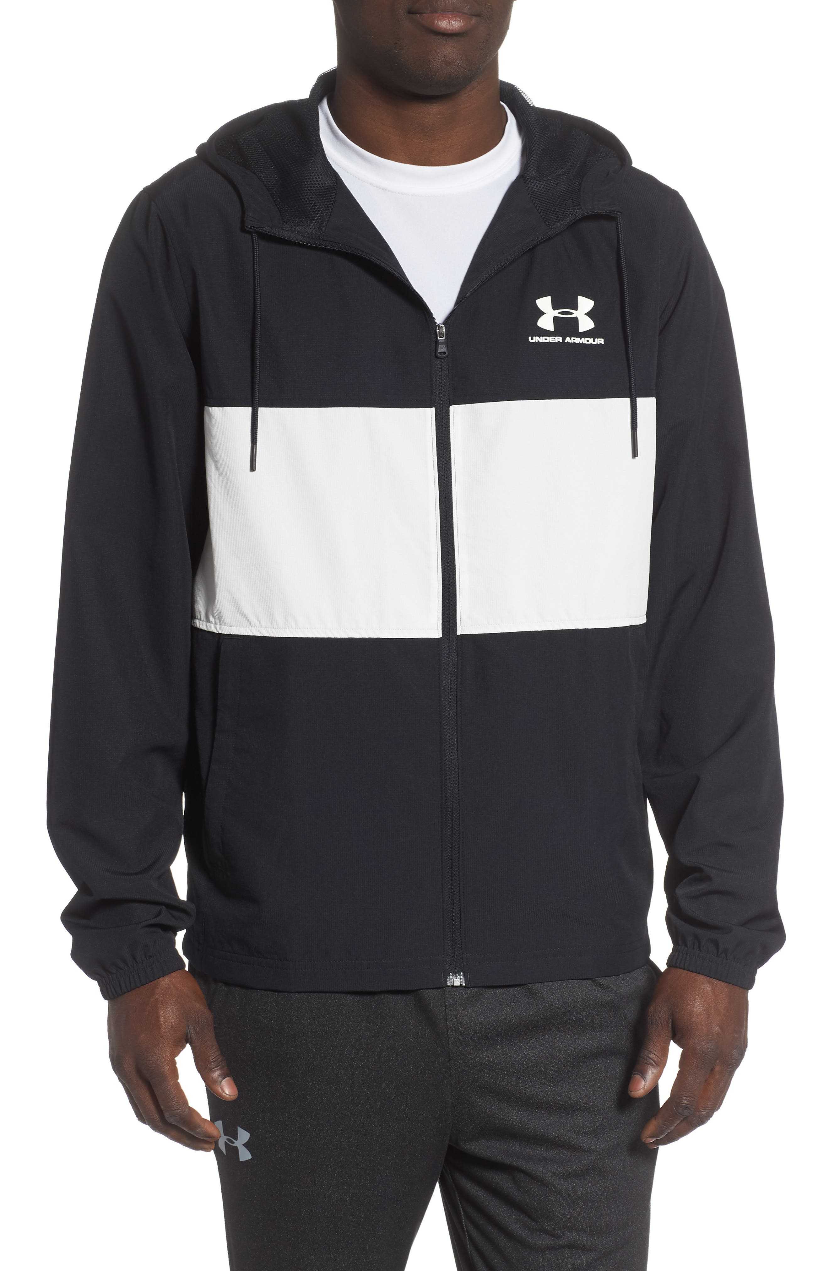 Siphon Hooded Jacket by Under Armour