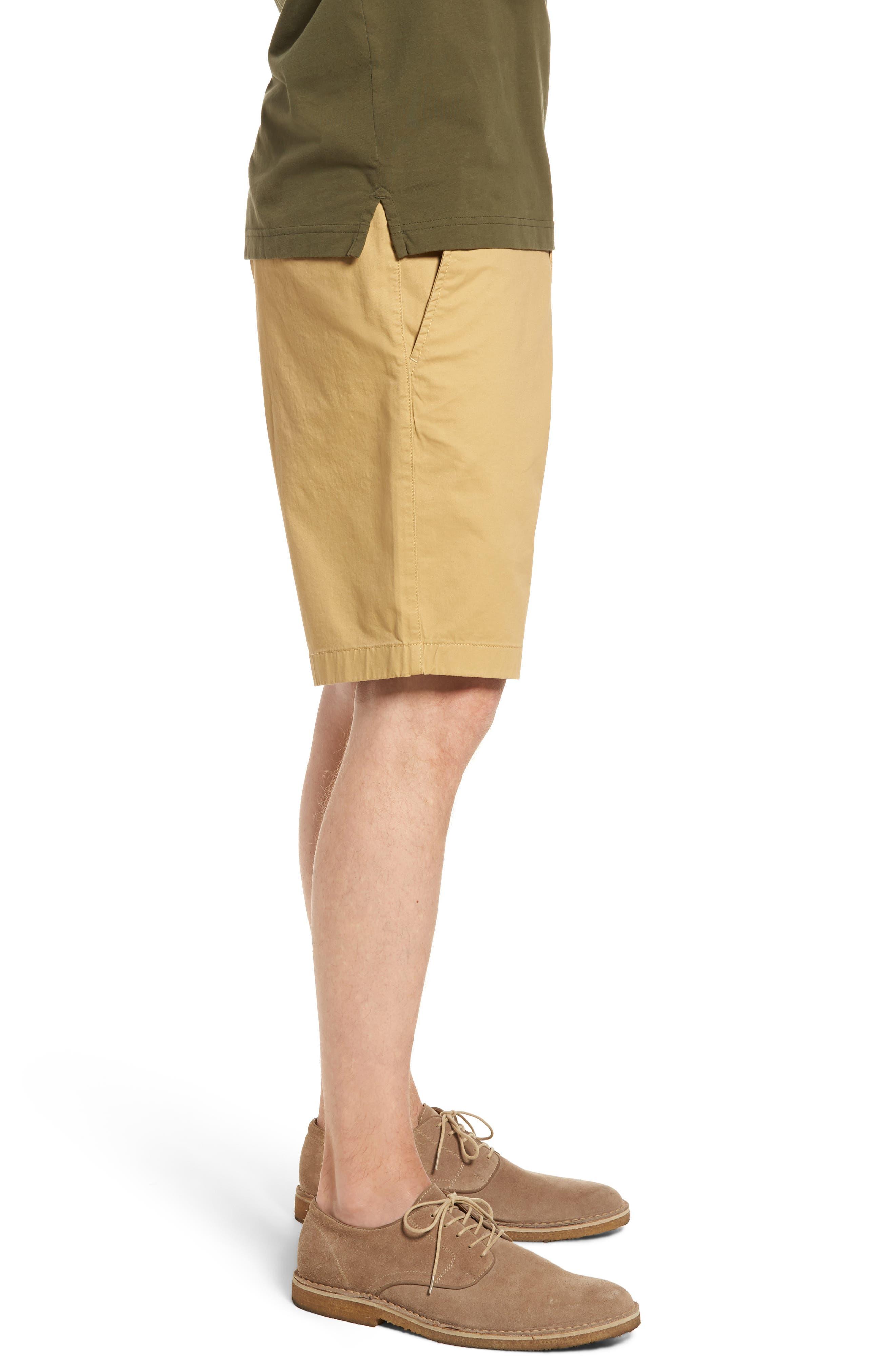Ballard Slim Fit Stretch Chino 11-Inch Shorts,                             Alternate thumbnail 39, color,