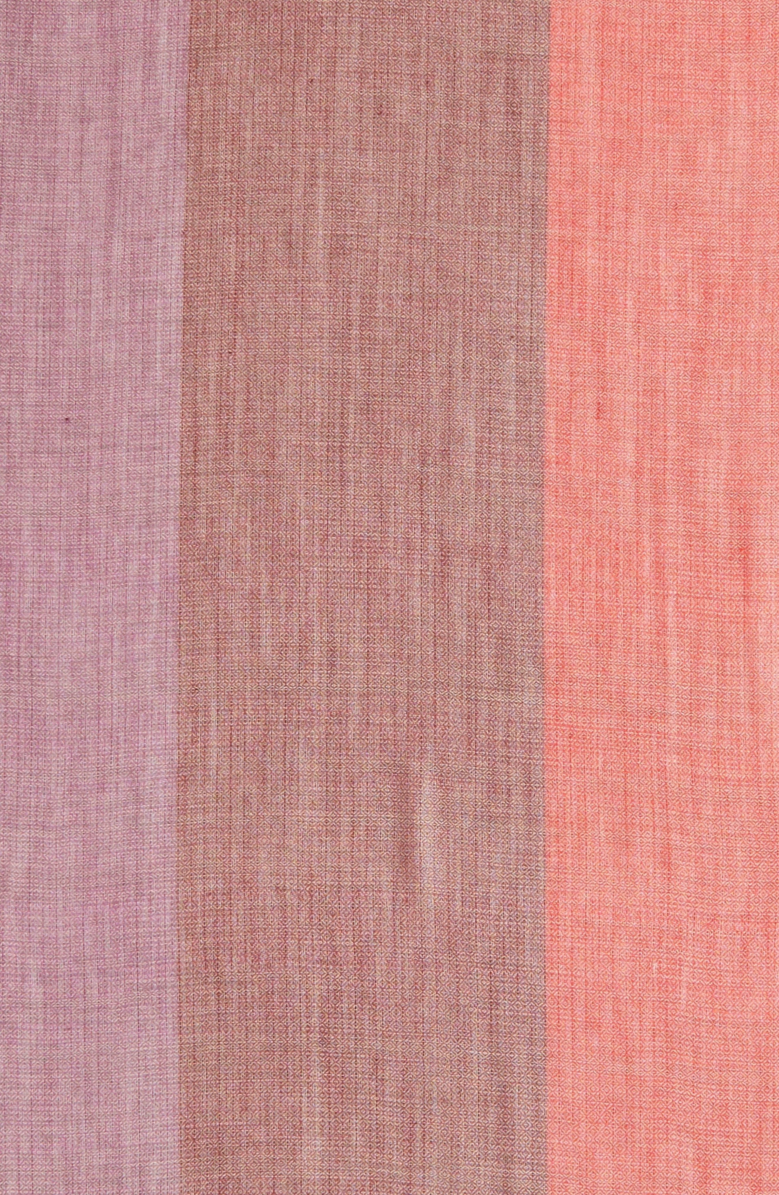 Colorblock Wool & Silk Scarf,                             Alternate thumbnail 11, color,
