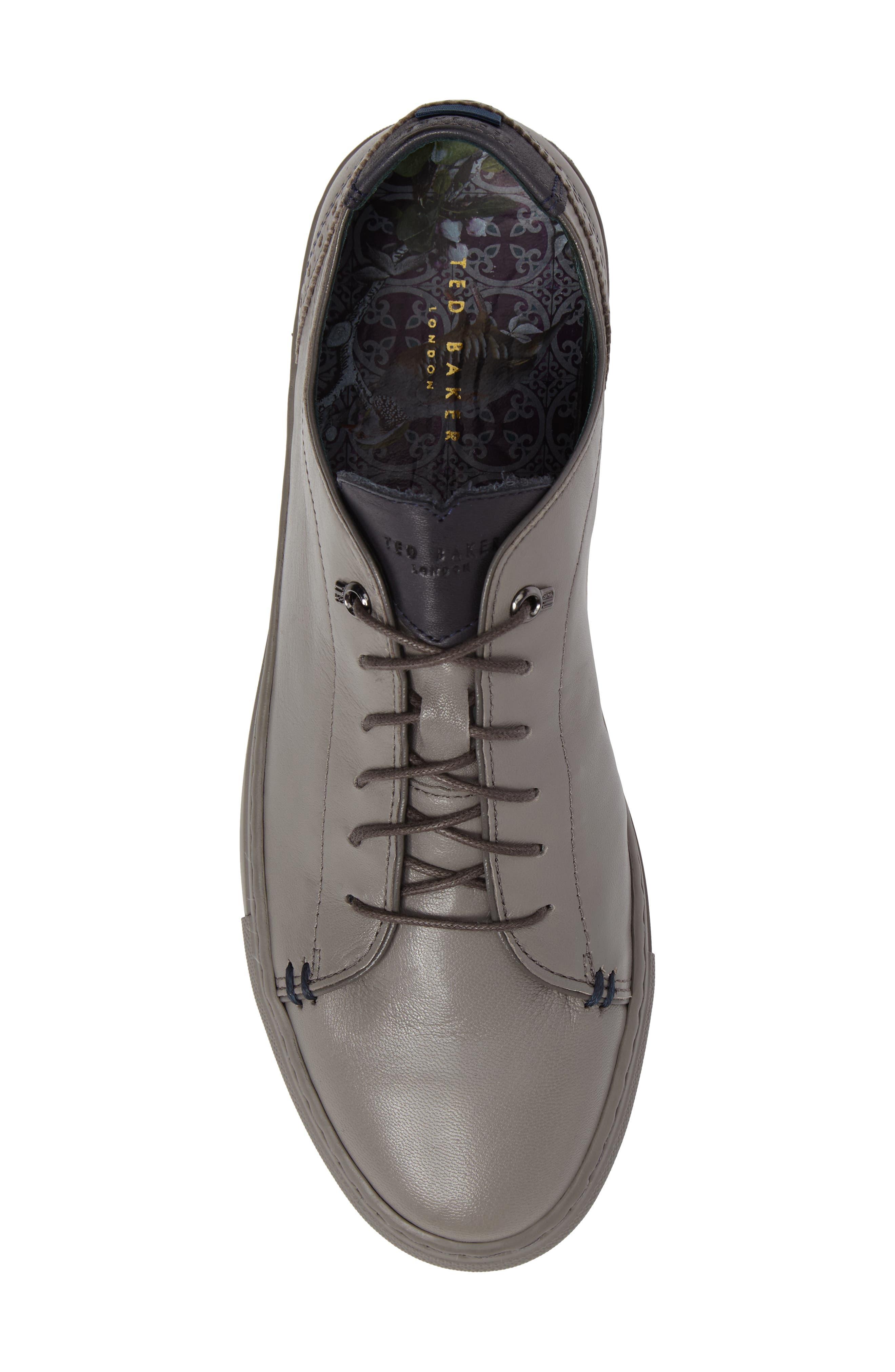 Prinnc Low Top Sneaker,                             Alternate thumbnail 5, color,                             028