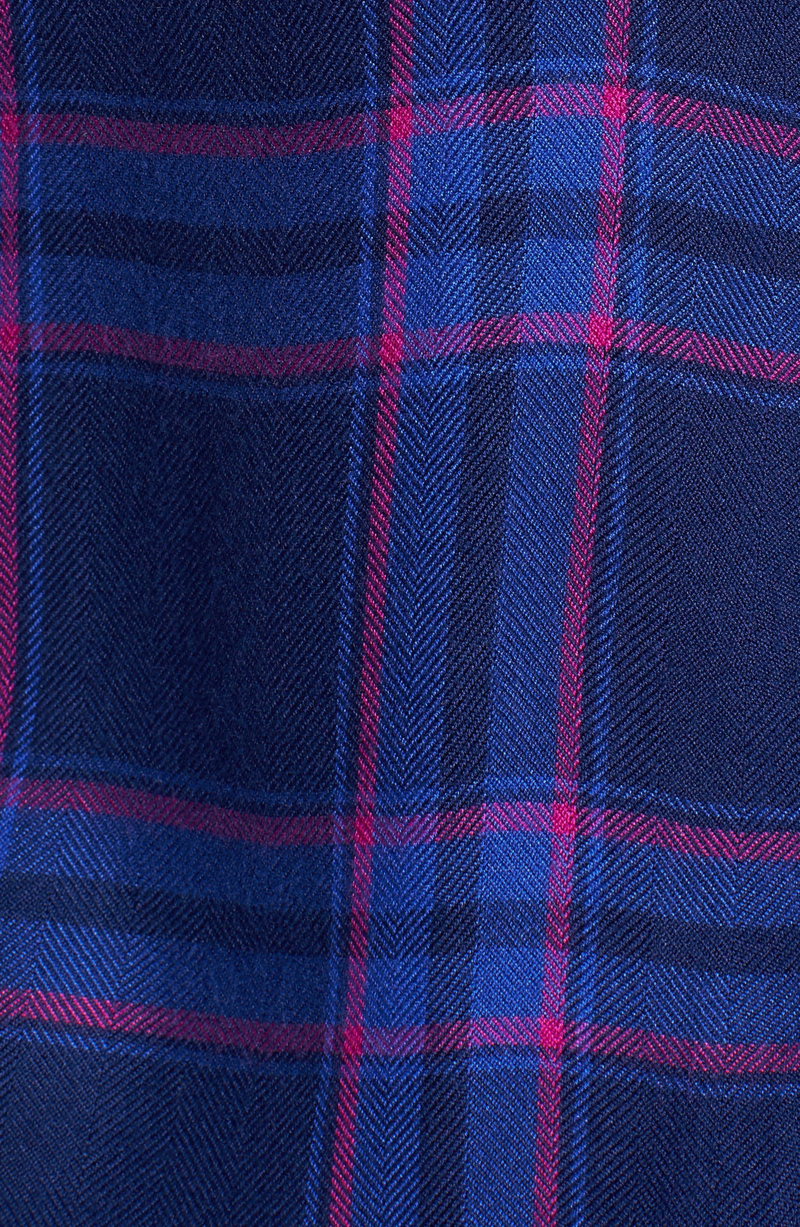 Hunter Plaid Shirt,                             Alternate thumbnail 556, color,