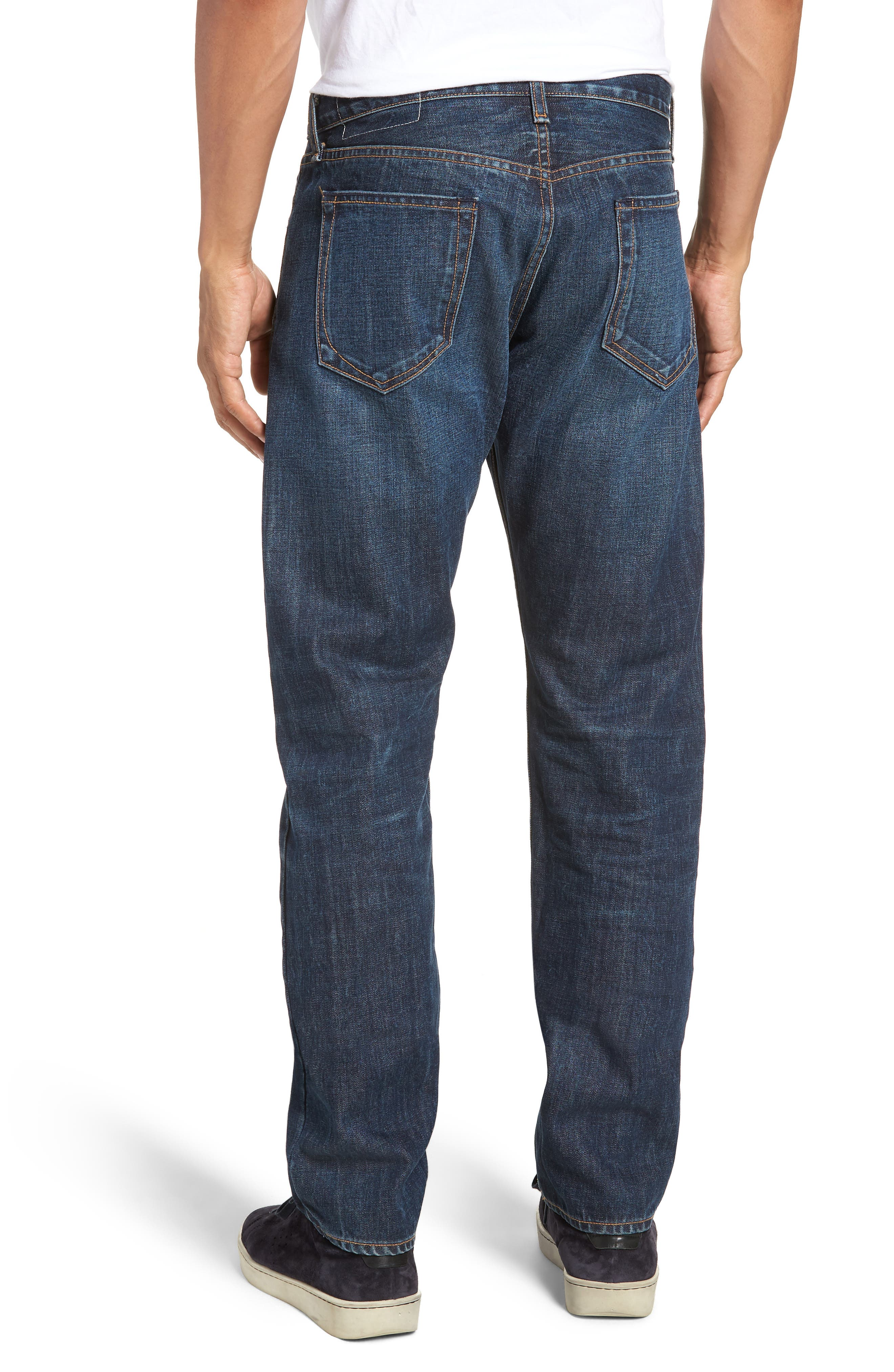 Fit 2 Slim Fit Jeans,                             Alternate thumbnail 2, color,                             GLASTONBURY