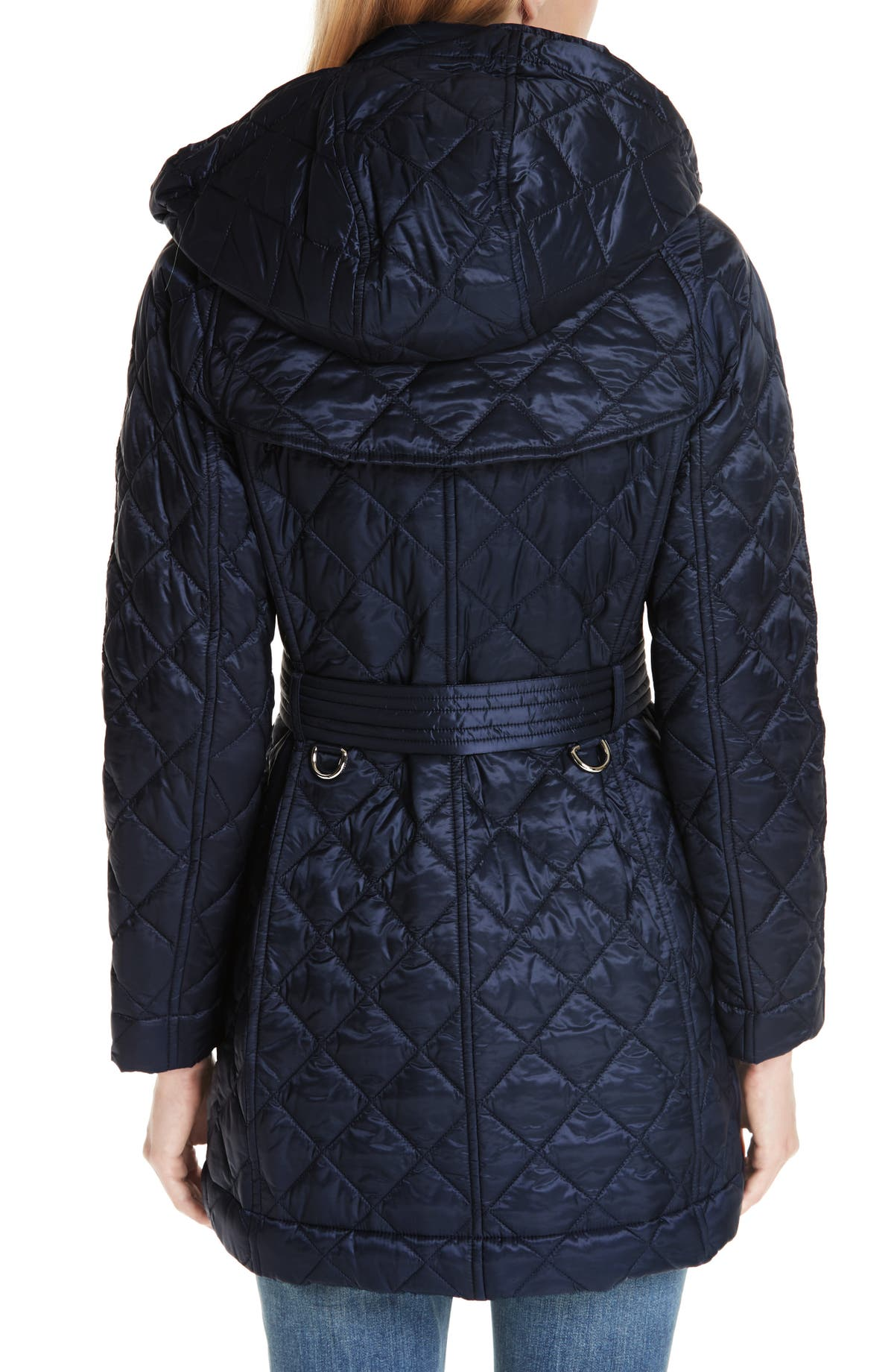 8c557b678d5e Burberry Baughton 18 Quilted Coat