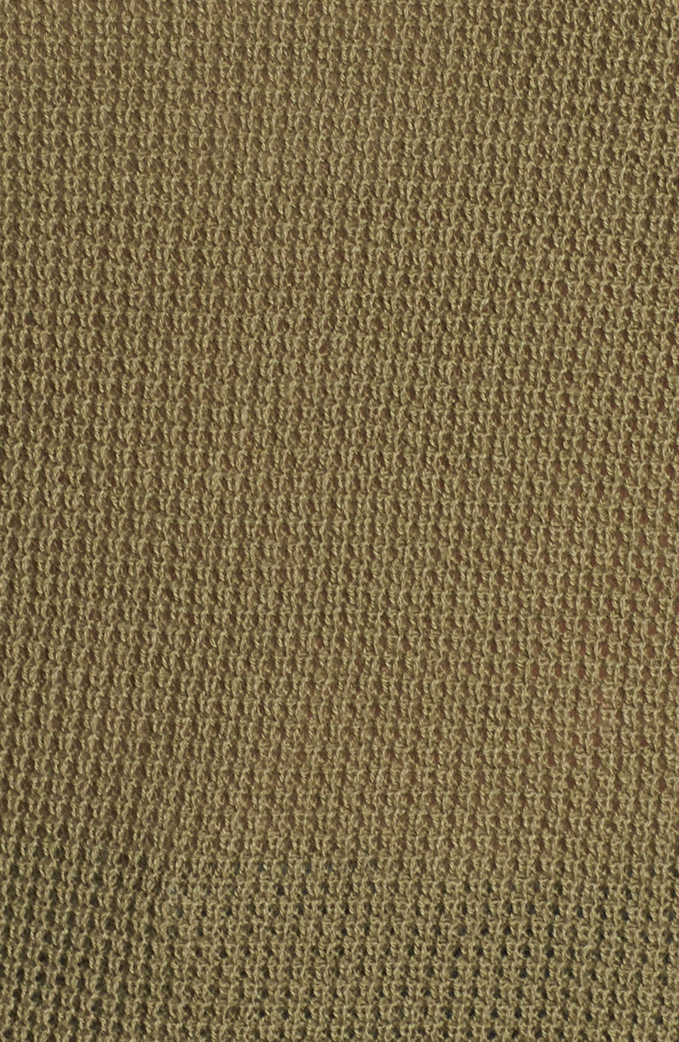 Coastal Thermal Sweater,                             Alternate thumbnail 11, color,                             OLIVE BURNT