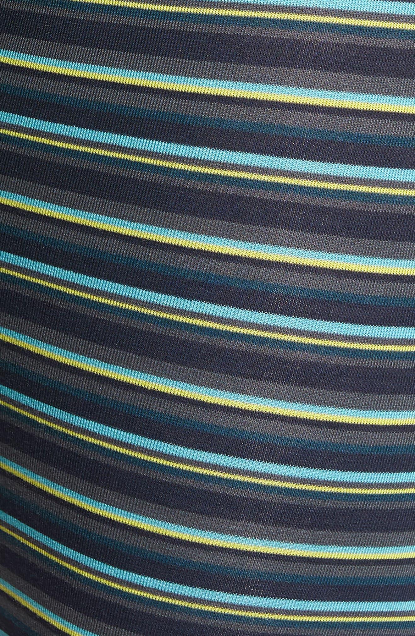 Second Skin Boxer Briefs,                             Alternate thumbnail 5, color,                             DRESS BLUES/ TURBULENCE