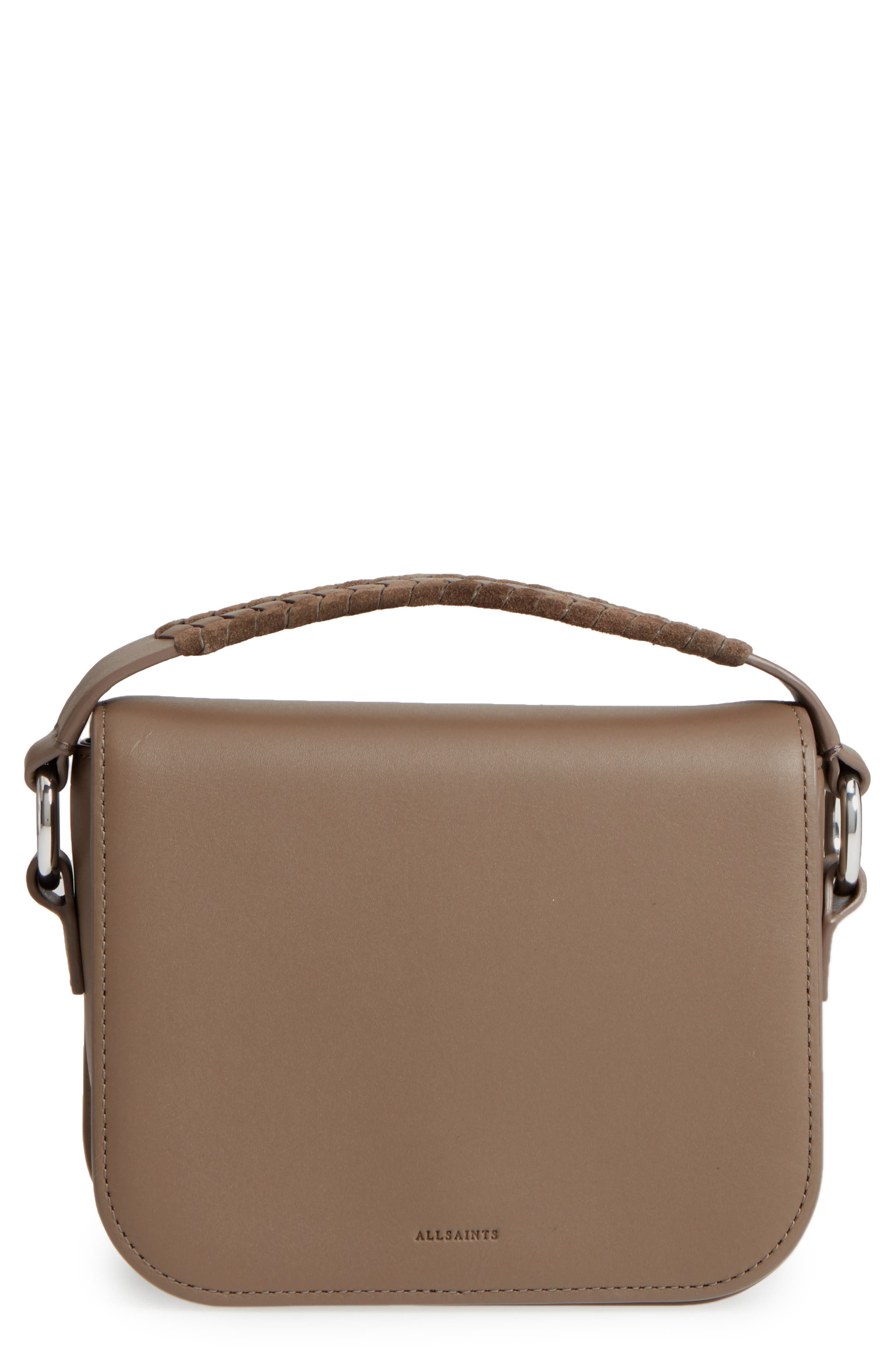 Ray Leather Clutch,                             Main thumbnail 1, color,                             200