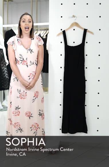 Midi Body-Con Dress, sales video thumbnail