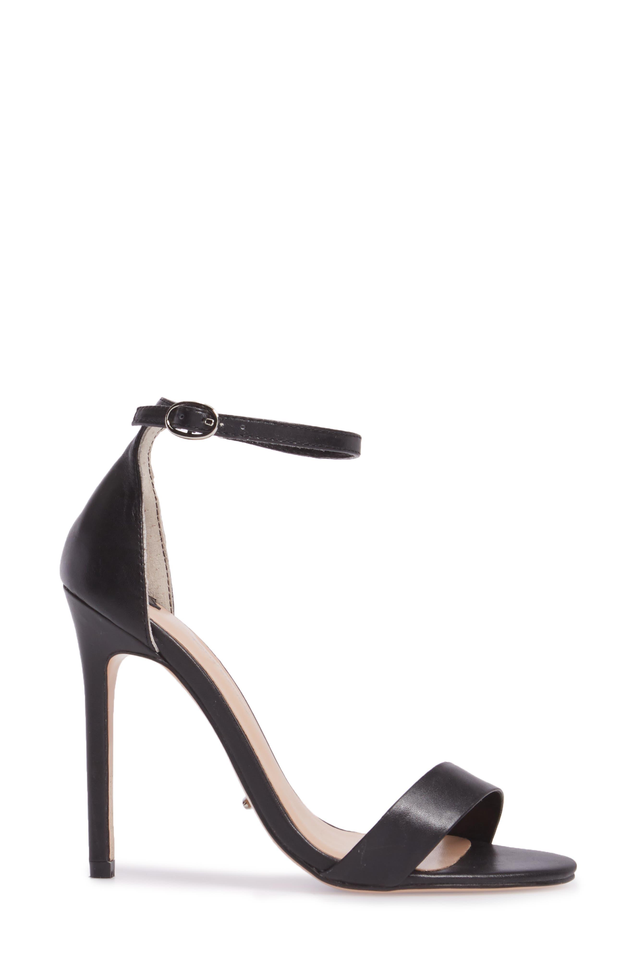 Karvan Ankle Strap Sandal,                             Alternate thumbnail 3, color,                             002