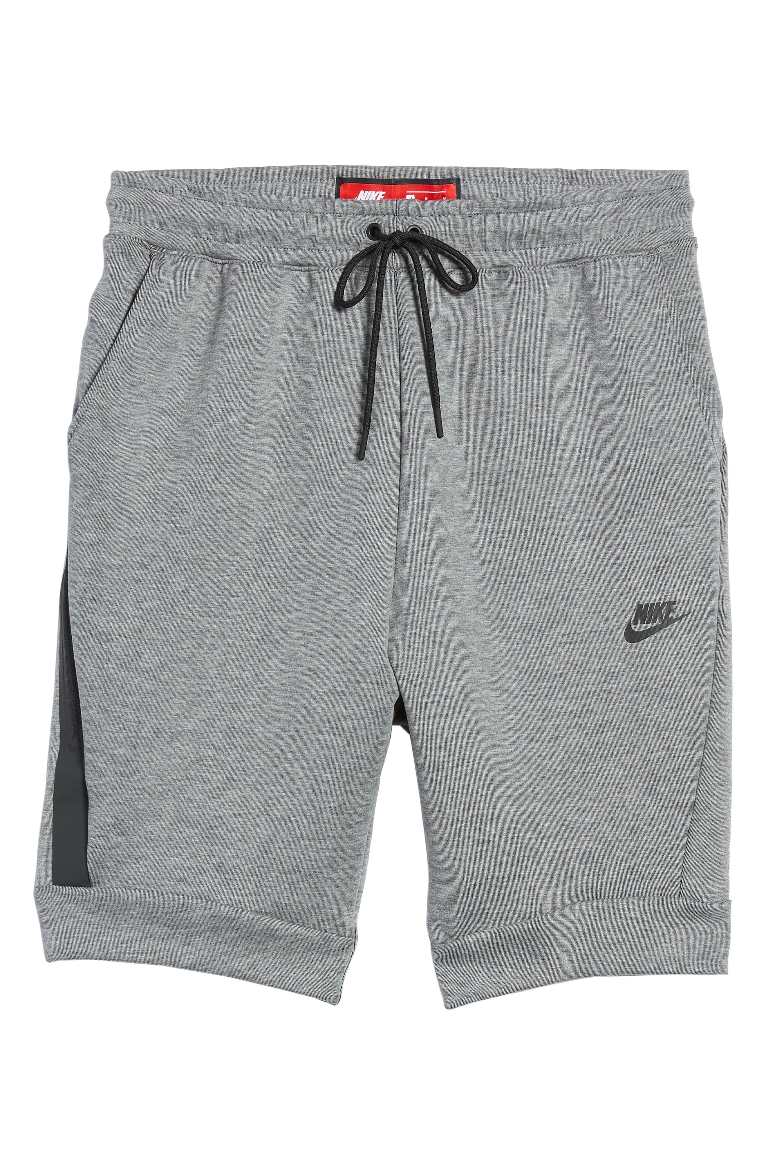 NSW Tech Fleece Shorts,                             Alternate thumbnail 17, color,
