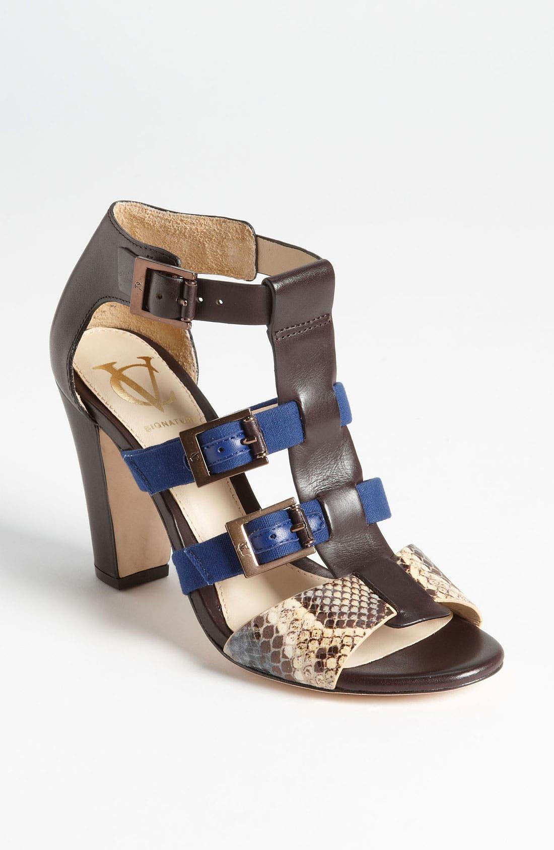 'Adriana' Sandal,                         Main,                         color, 460