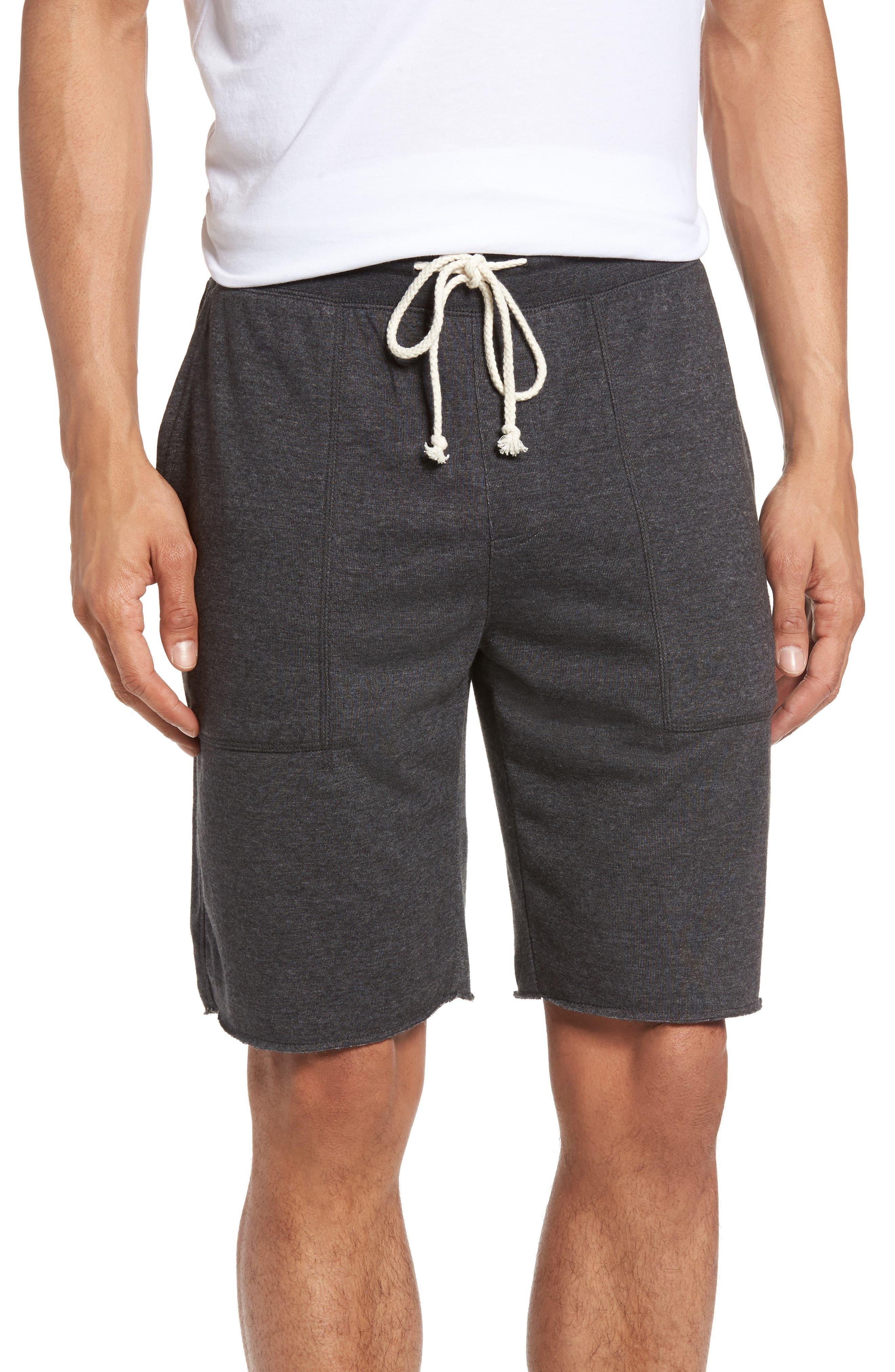 Fleece Shorts,                             Main thumbnail 1, color,                             030