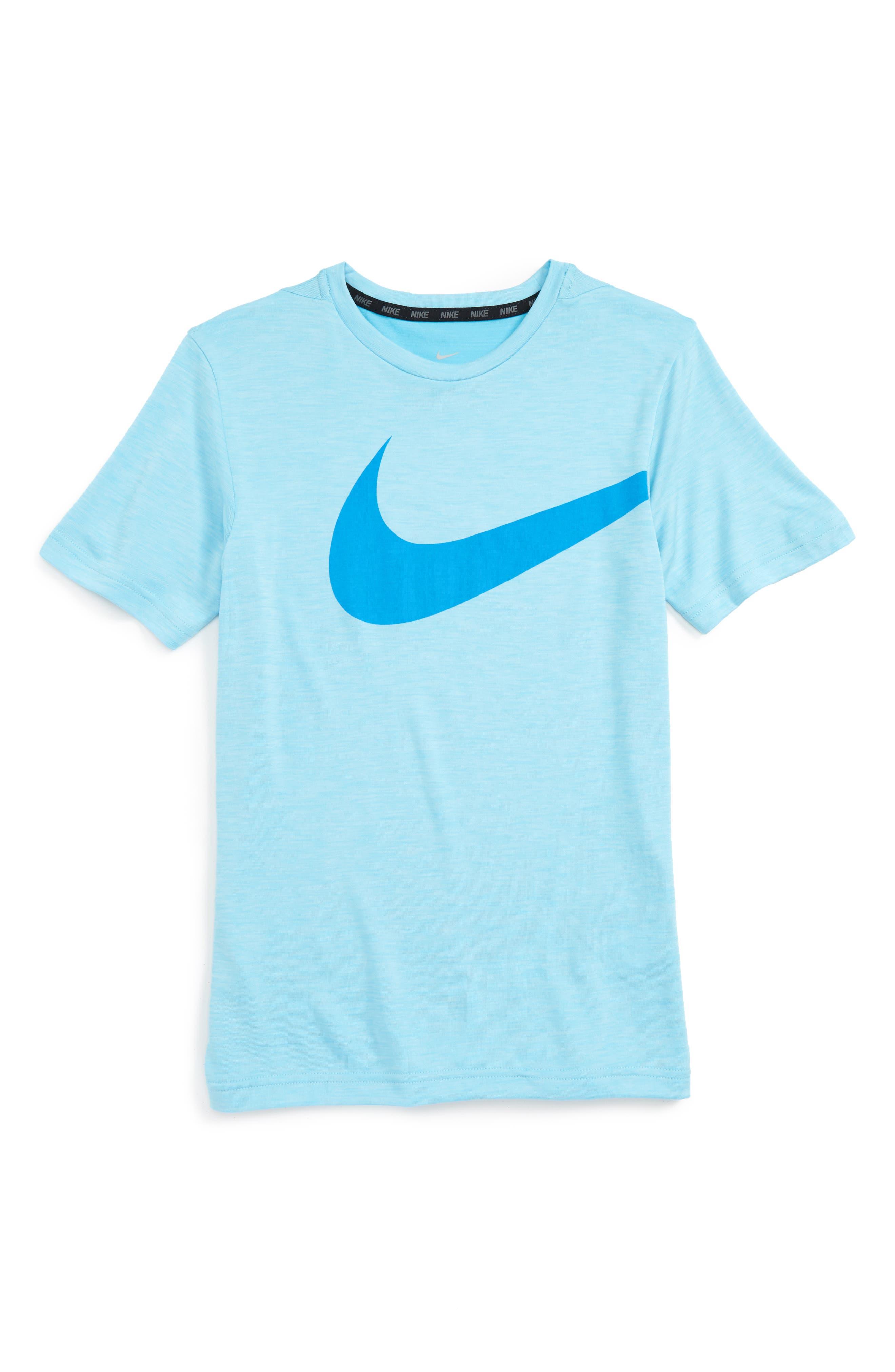 Breathe Dri-FIT T-Shirt,                             Main thumbnail 14, color,