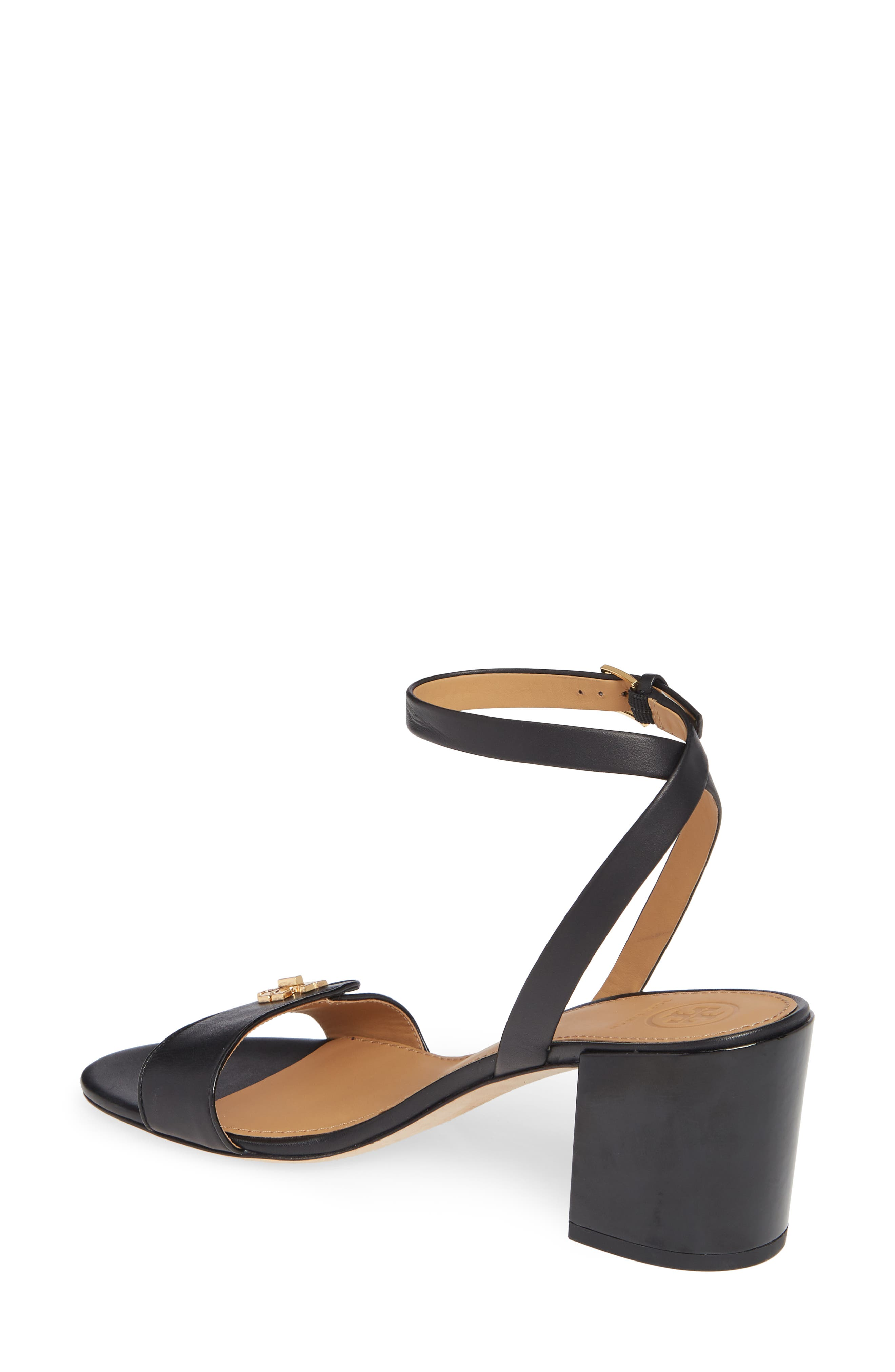 Kira Block Heel Sandal,                             Alternate thumbnail 2, color,                             PERFECT BLACK/ PERFECT BLACK