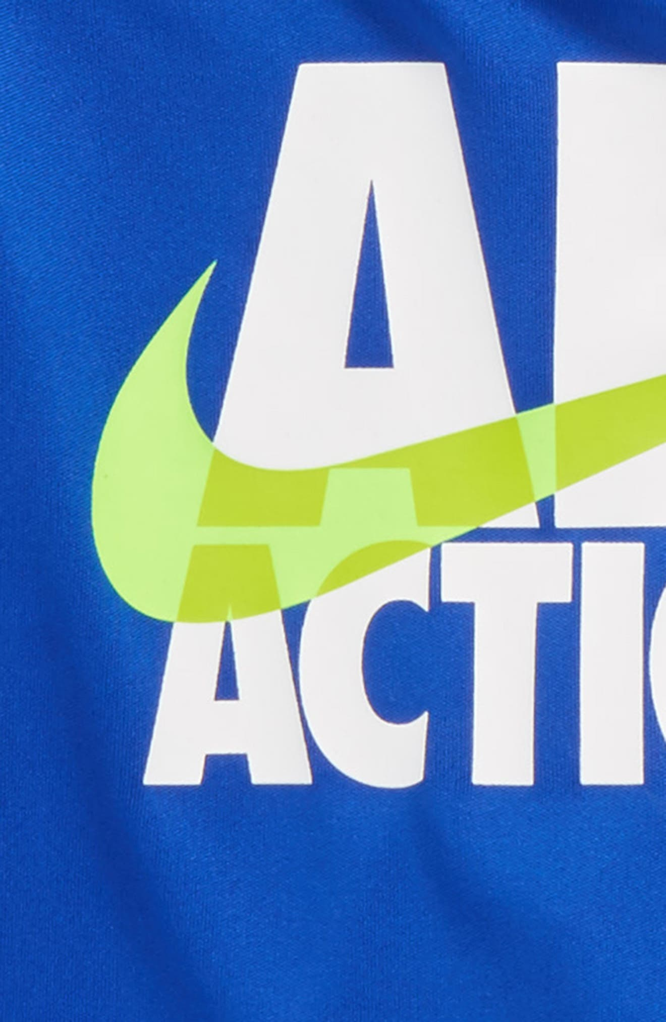 All Action Dry T-Shirt & Shorts Set,                             Alternate thumbnail 2, color,                             434