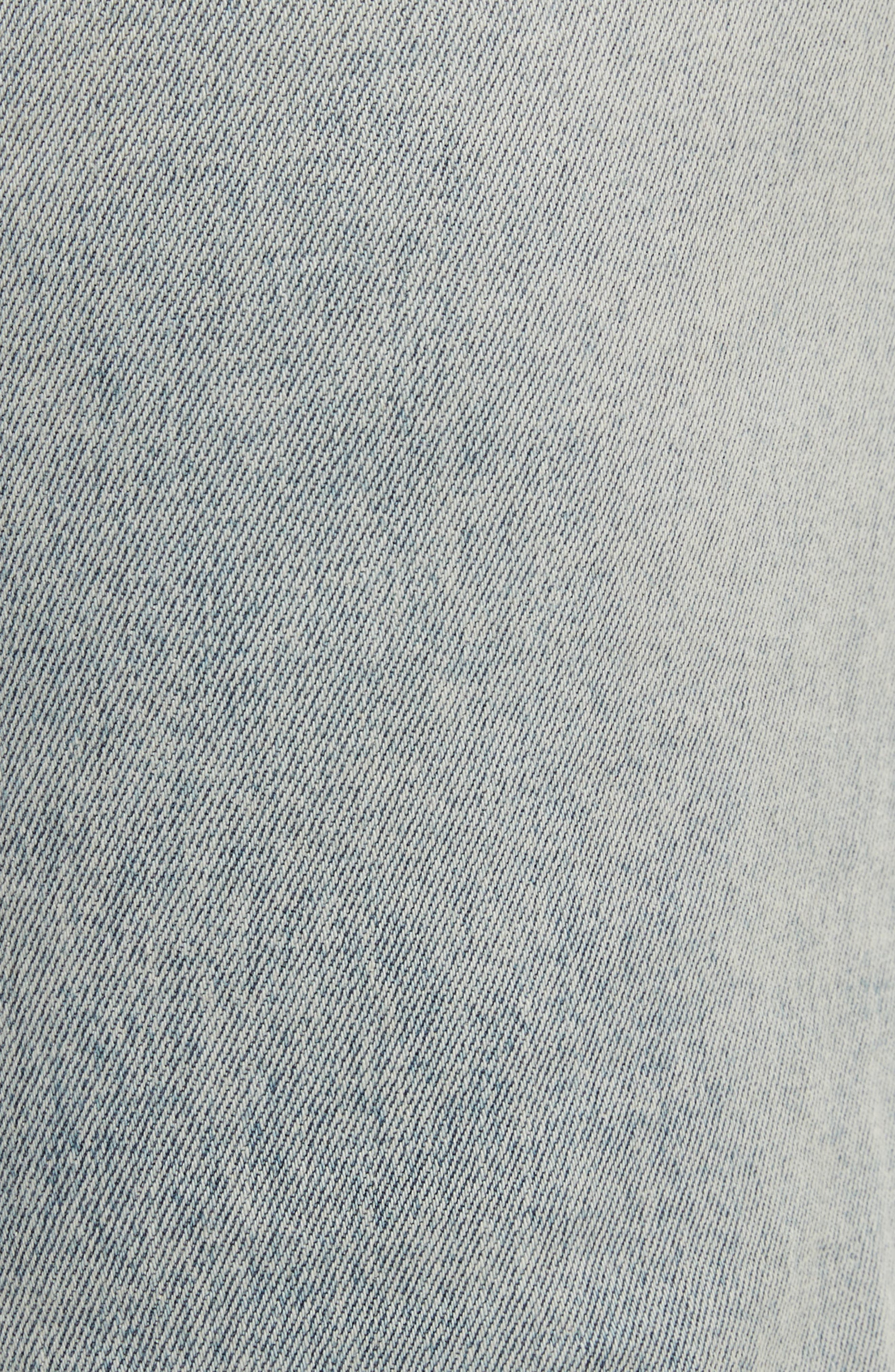Skate Destroyed Jeans,                             Alternate thumbnail 5, color,                             460