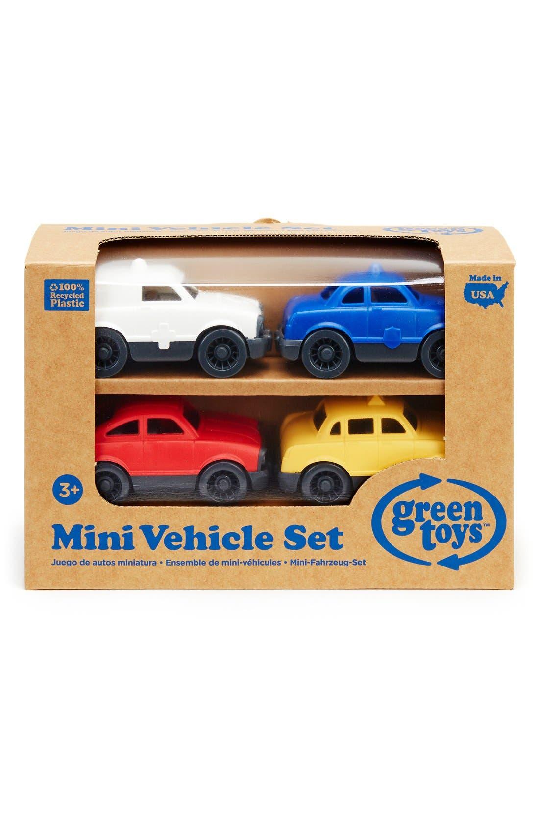 Mini Vehicle Set,                             Alternate thumbnail 2, color,                             401