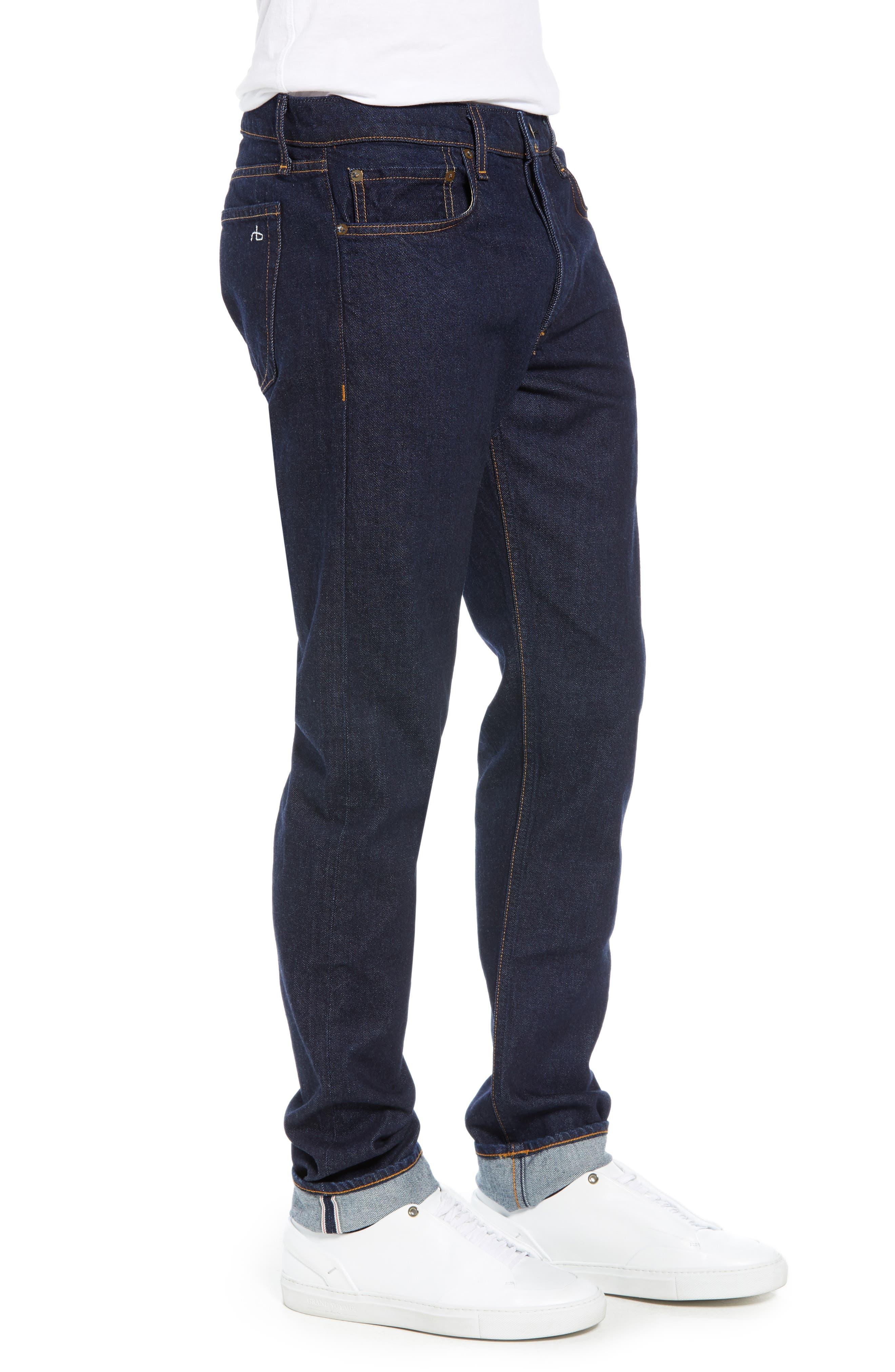 Fit 2 Slim Fit Jeans,                             Alternate thumbnail 3, color,                             420