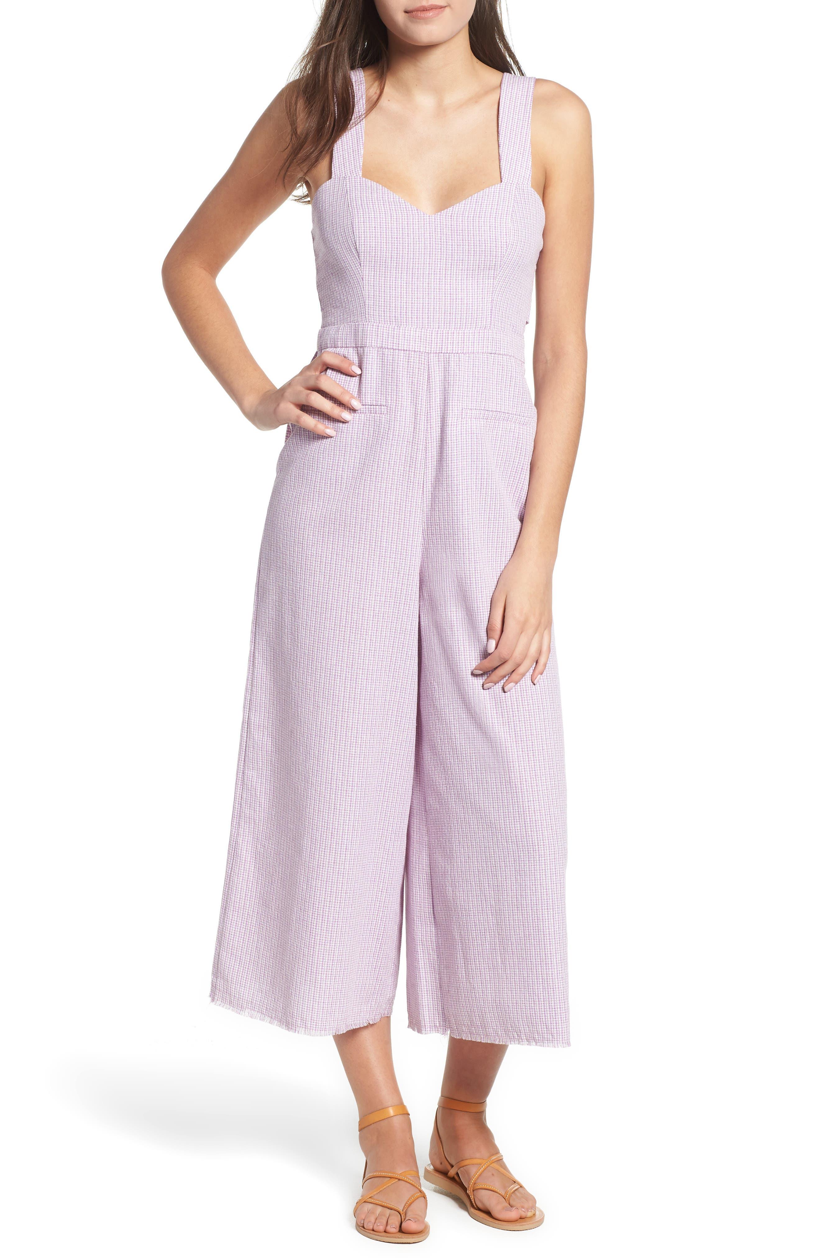 Portia Crop Jumpsuit,                             Main thumbnail 1, color,                             530