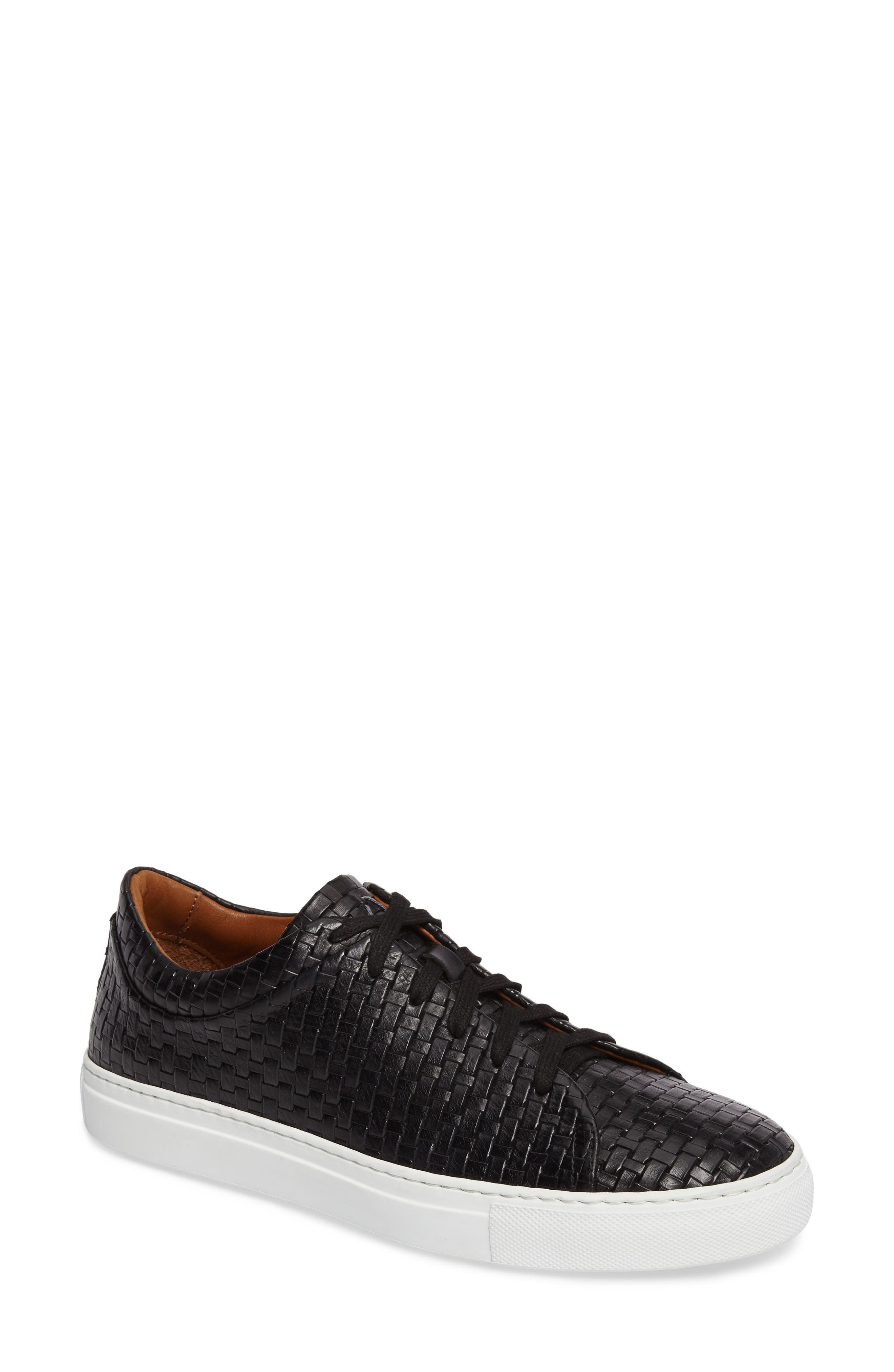 Avery Weatherproof Sneaker,                             Main thumbnail 1, color,                             BLACK