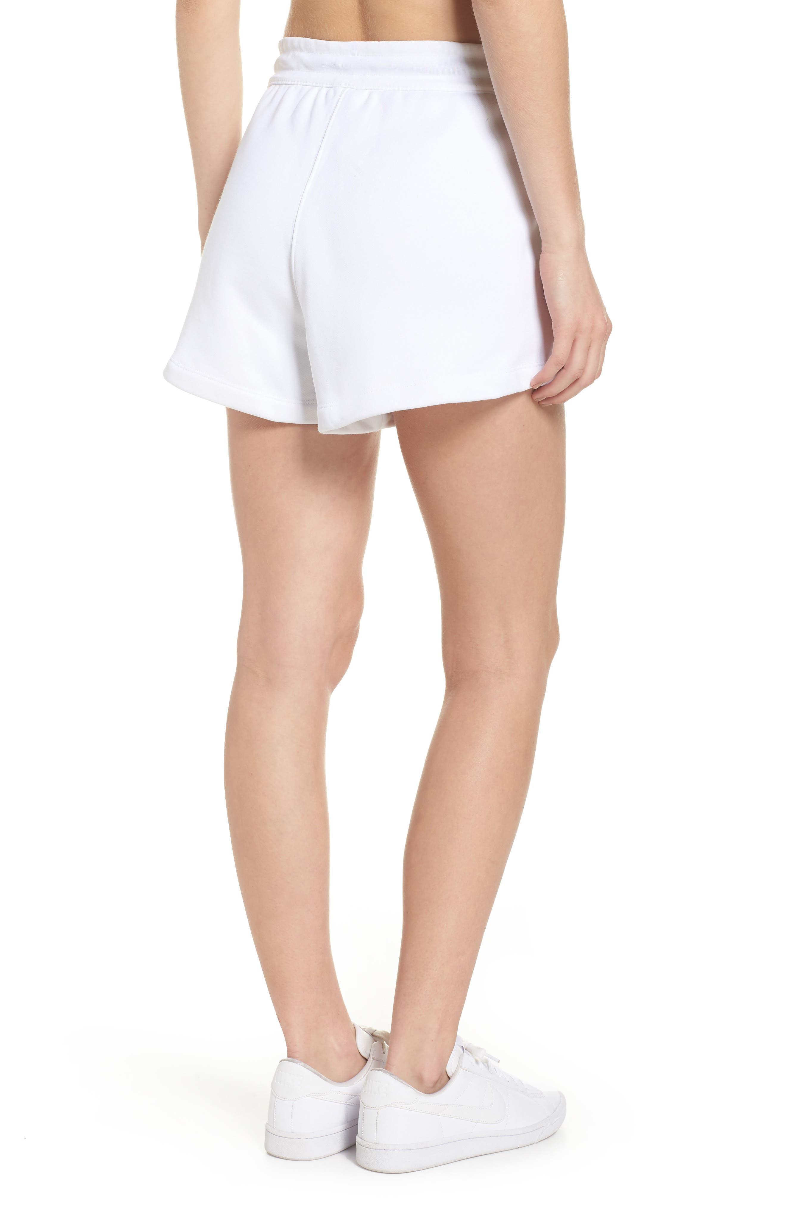 NikeLab Collection Women's Fleece Shorts,                             Alternate thumbnail 2, color,                             100