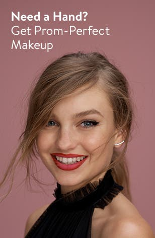 Get prom-perfect makeup from Nordstrom Beauty Stylists.