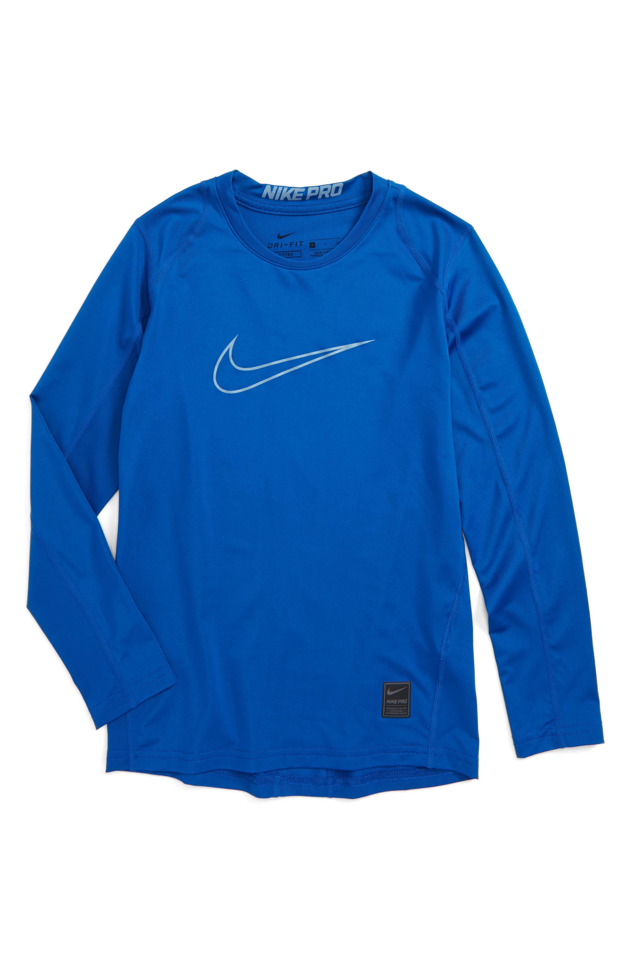 Cool Dri-FIT T-Shirt,                             Main thumbnail 1, color,                             433