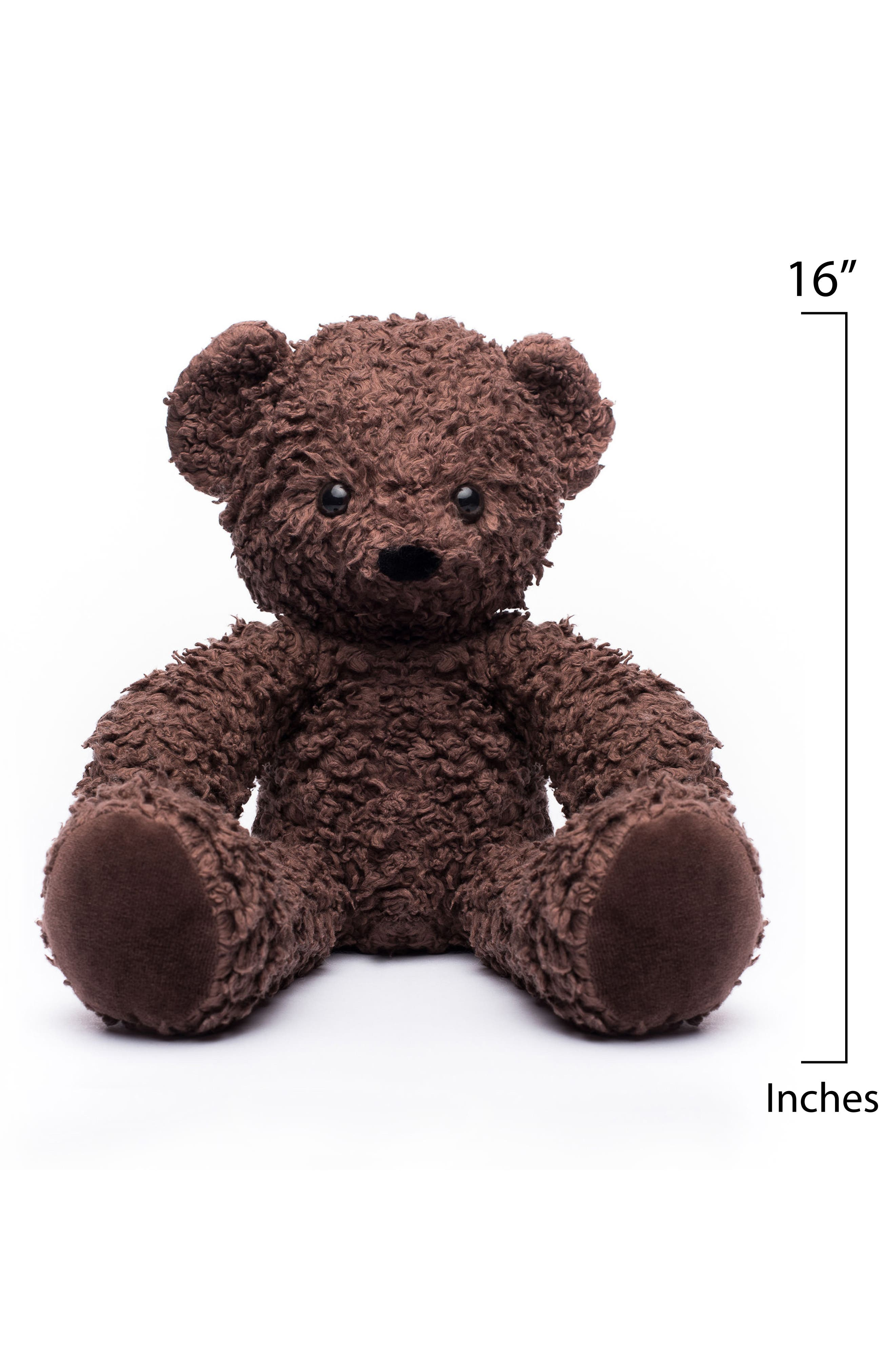 Medium Stuffed Bear,                             Alternate thumbnail 6, color,