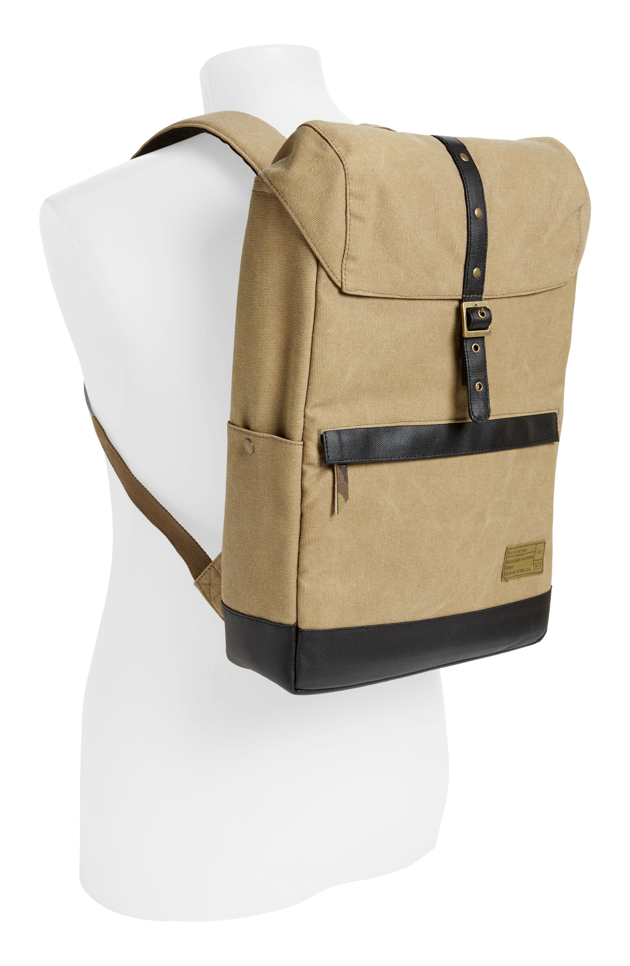 'Alliance' Water Resistant Backpack,                             Alternate thumbnail 2, color,                             265
