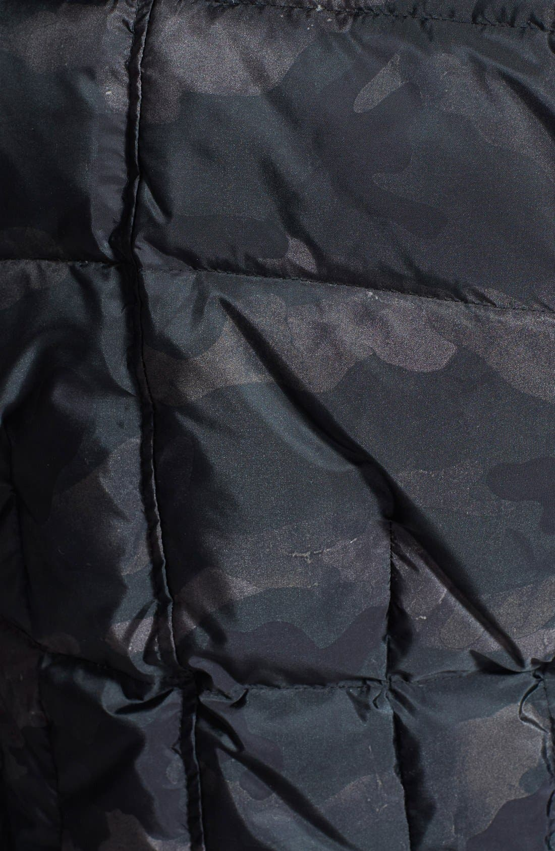 SAM. 'Freestyle' Camo Goose Down Jacket with Genuine Coyote Fur Collar,                             Alternate thumbnail 3, color,                             300