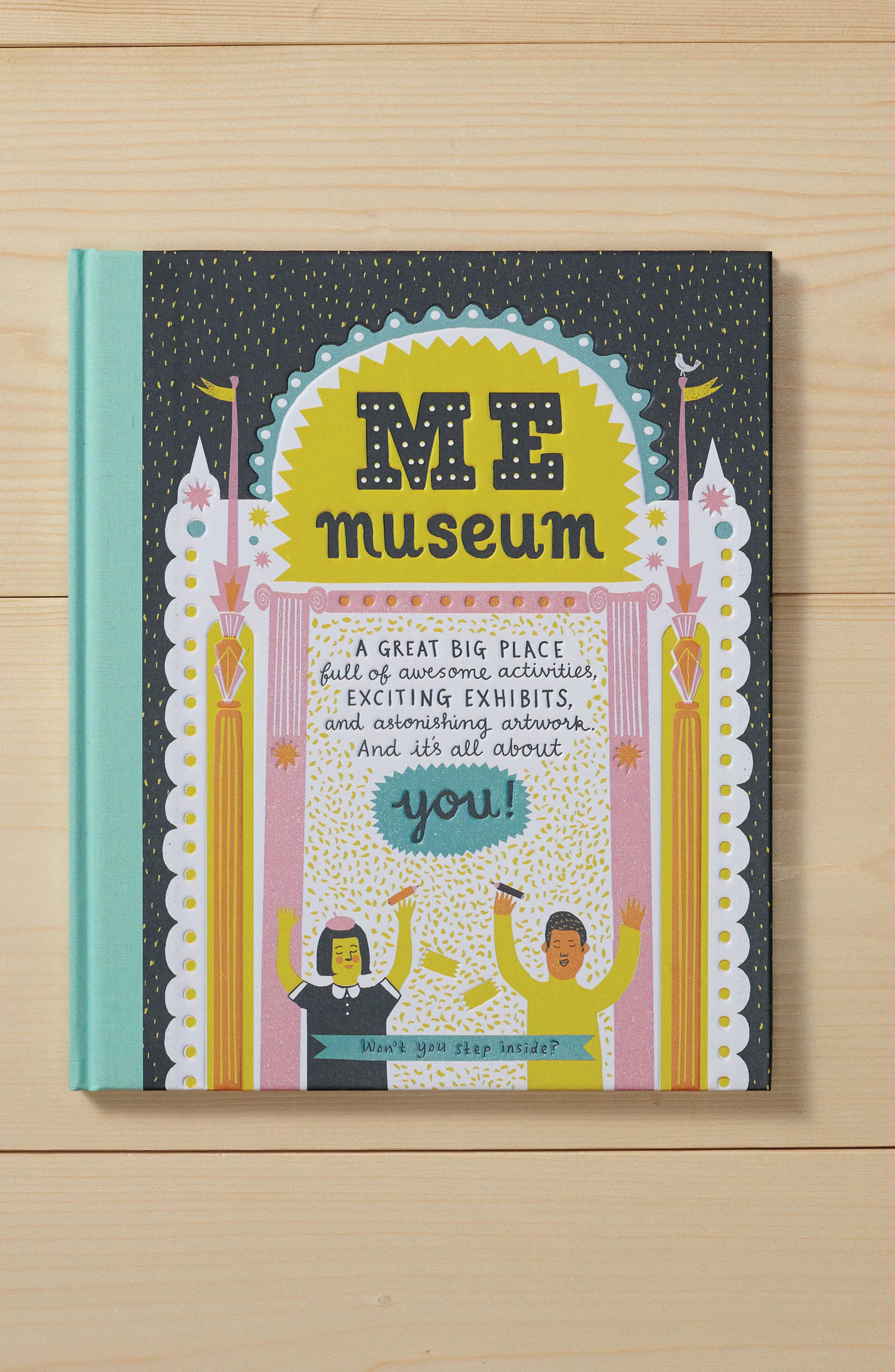 'Me Museum' - An Activity Book,                             Alternate thumbnail 8, color,                             700
