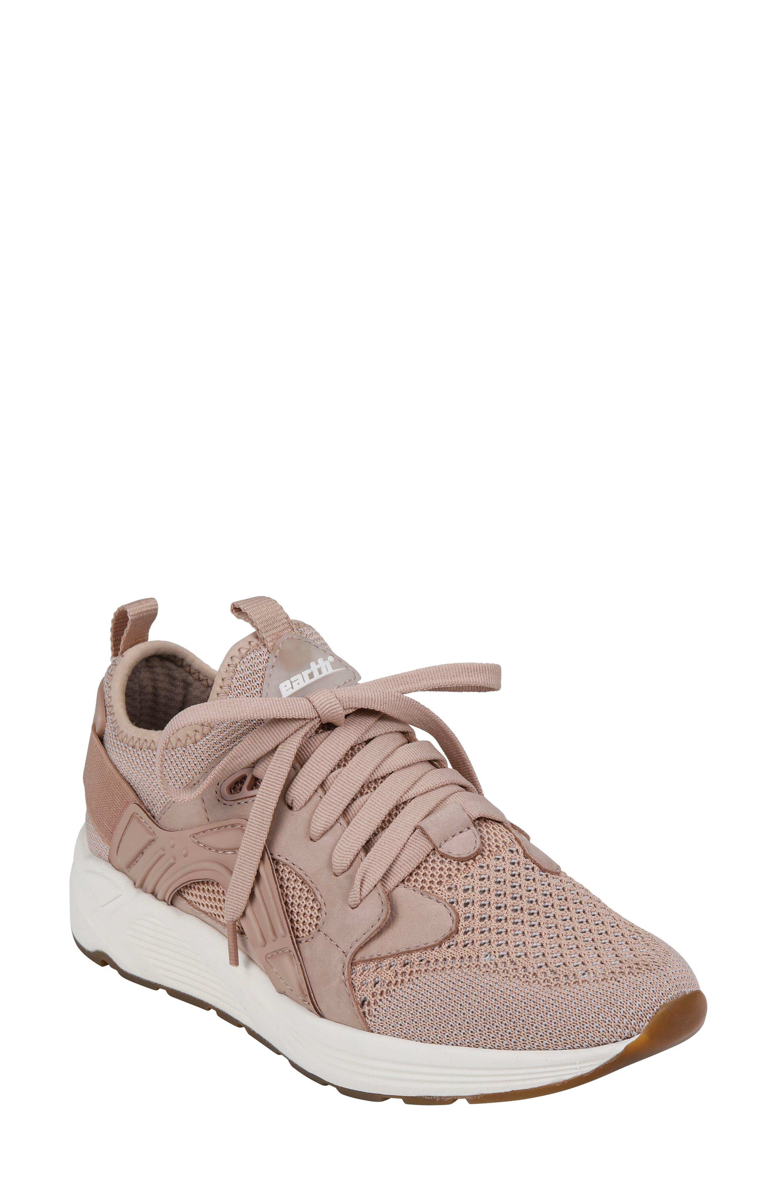 Earth Gallivant Sneaker, Pink