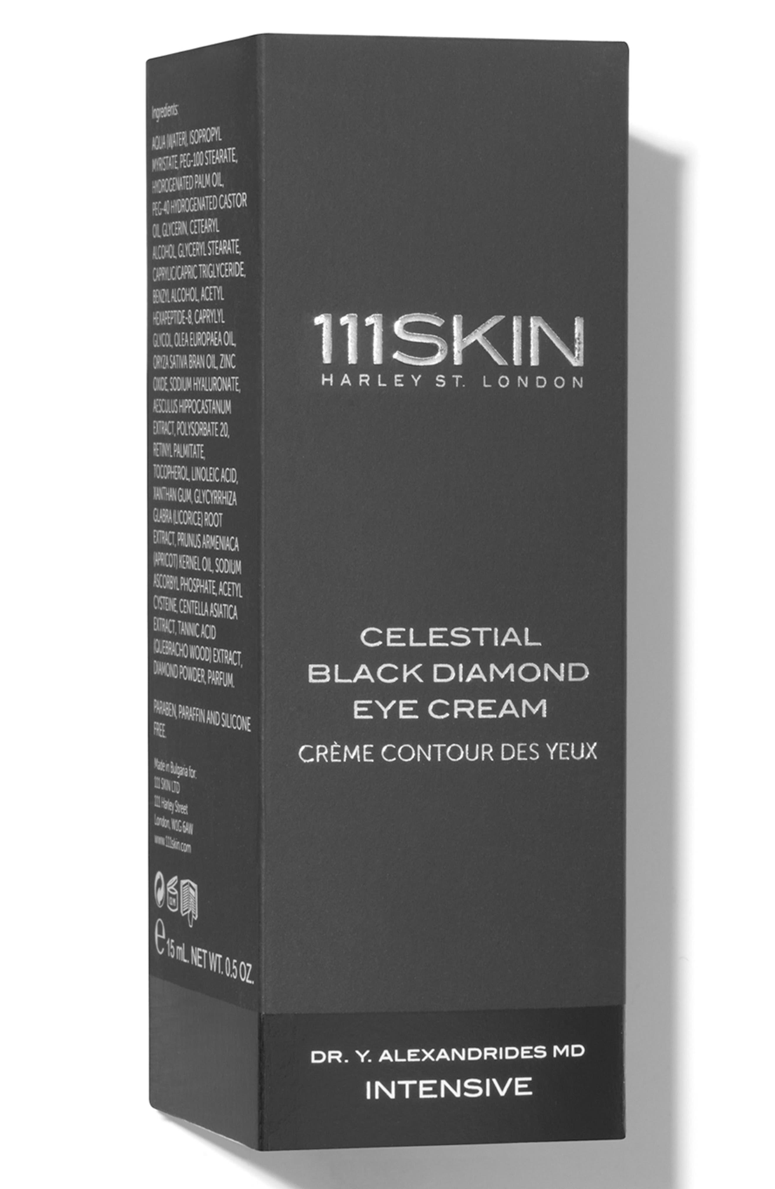 SPACE.NK.apothecary 111SKIN Celestial Black Diamond Eye Cream,                             Alternate thumbnail 4, color,                             NO COLOR